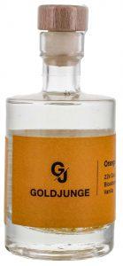 Goldjunge Orange Gin Miniatures 0,05L