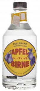 Bayer & Bayer Apfel und Birne Edelbrand BIO 0,35L