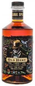 Michlers Old Bert Jamaican Spiced 0,7L