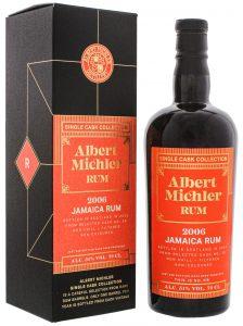 Albert Michler Single Cask Collection Rum Jamaica 2006/2020 0,7L
