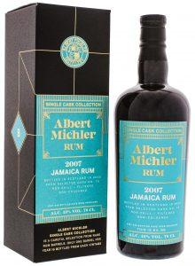 Albert Michler Single Cask Collection Rum Jamaica 2007/2020 0,7L