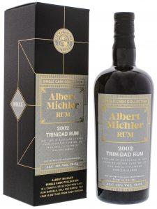 Albert Michler Single Cask Collection Rum Trinidad 2002/2020 0,7L