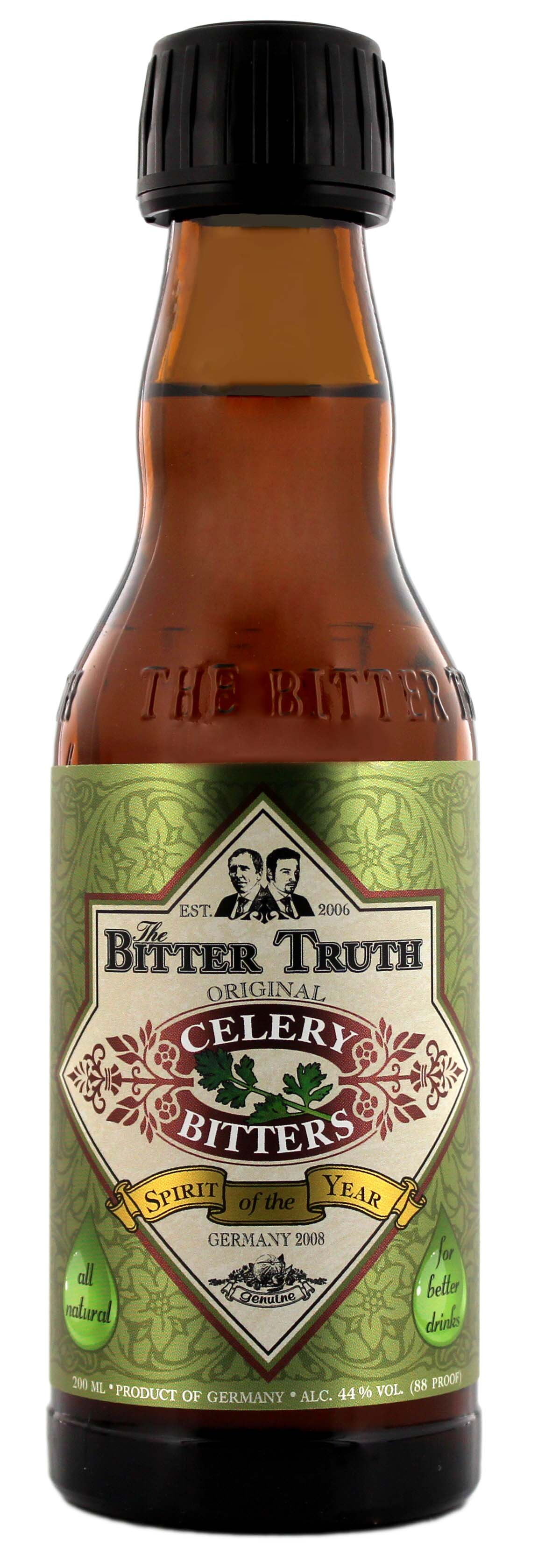 The Bitter Truth Celery Bitters 0,2L
