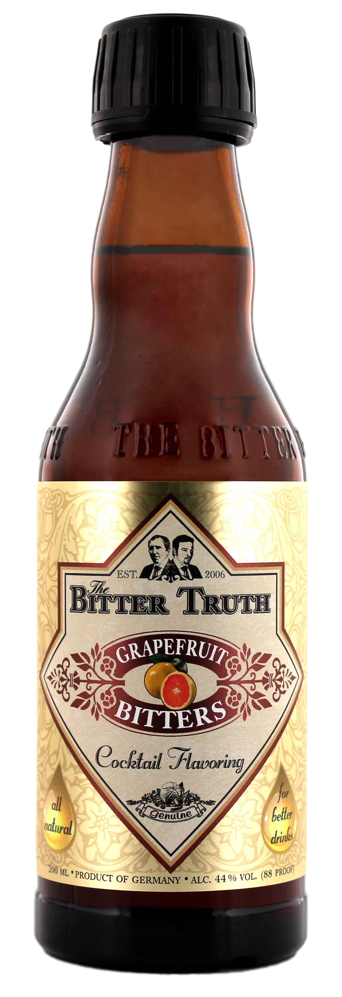 The Bitter Truth Grapefruit Bitters 0,2L