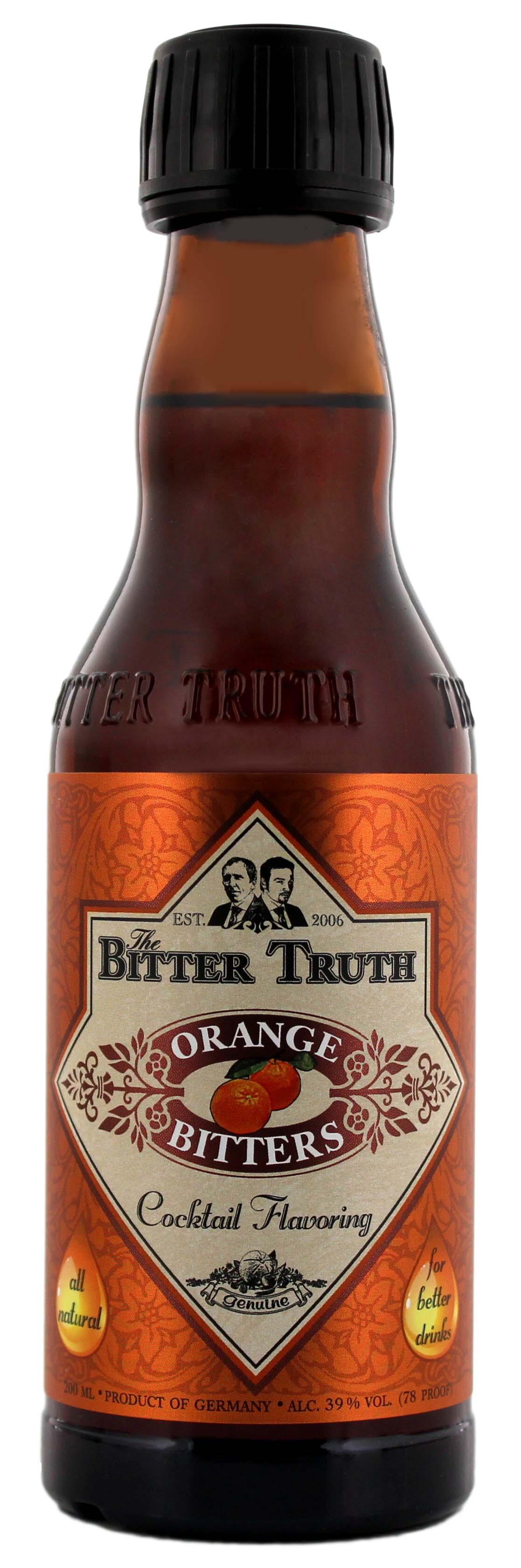 The Bitter Truth Orange Bitters 0,2L