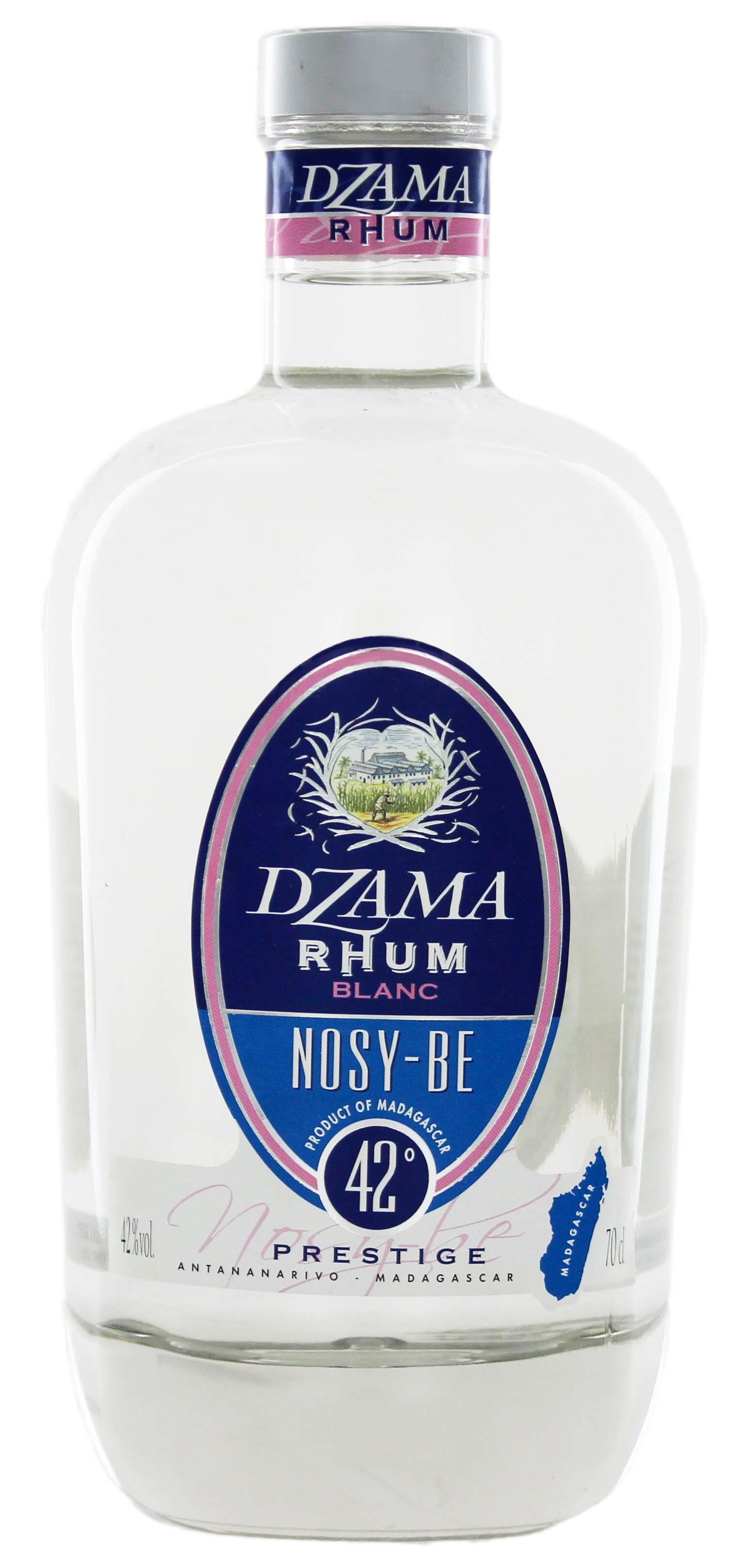 Dzama Nosy Be Blanc Prestige 0,7L