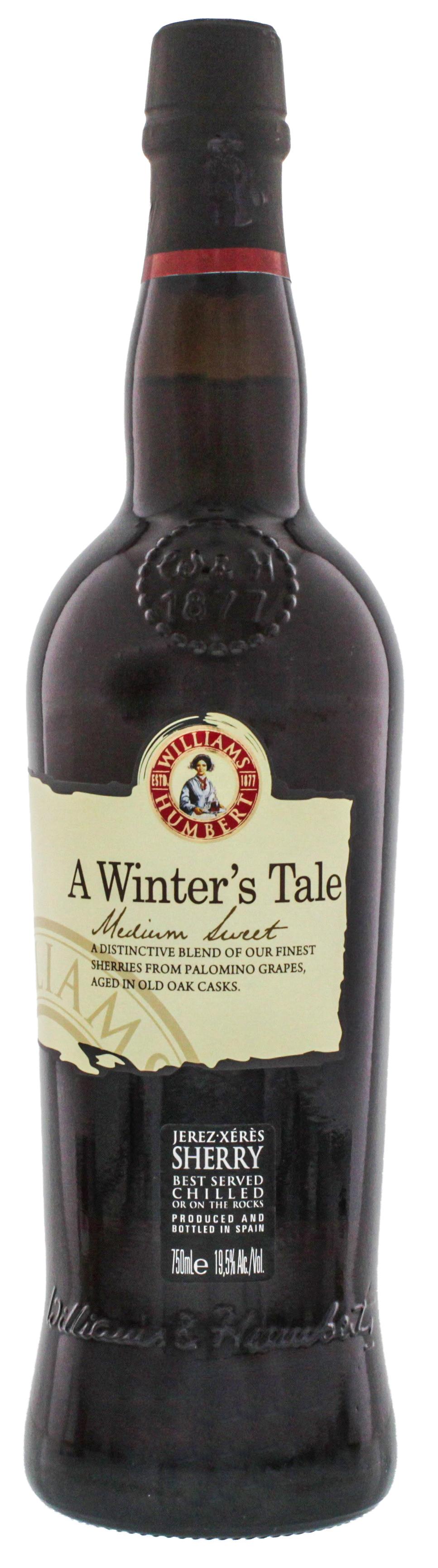 Williams & Humbert A Winters Tale Amontillado 0,75L
