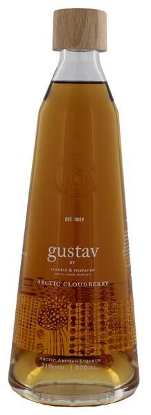Gustav Arctic Cloudberry Liqueur 0,5L