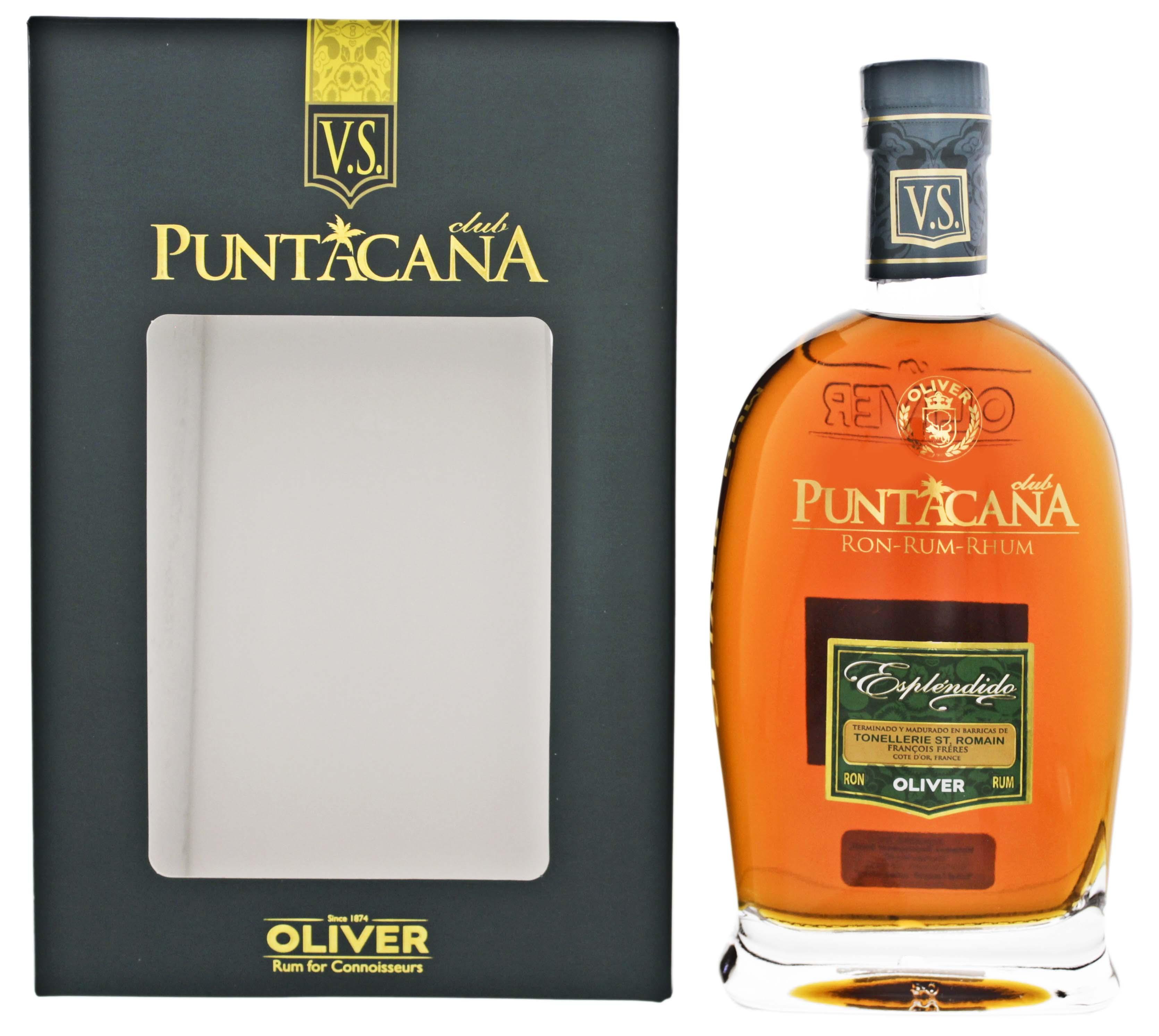 Puntacana Club Esplendido VS 0,7L