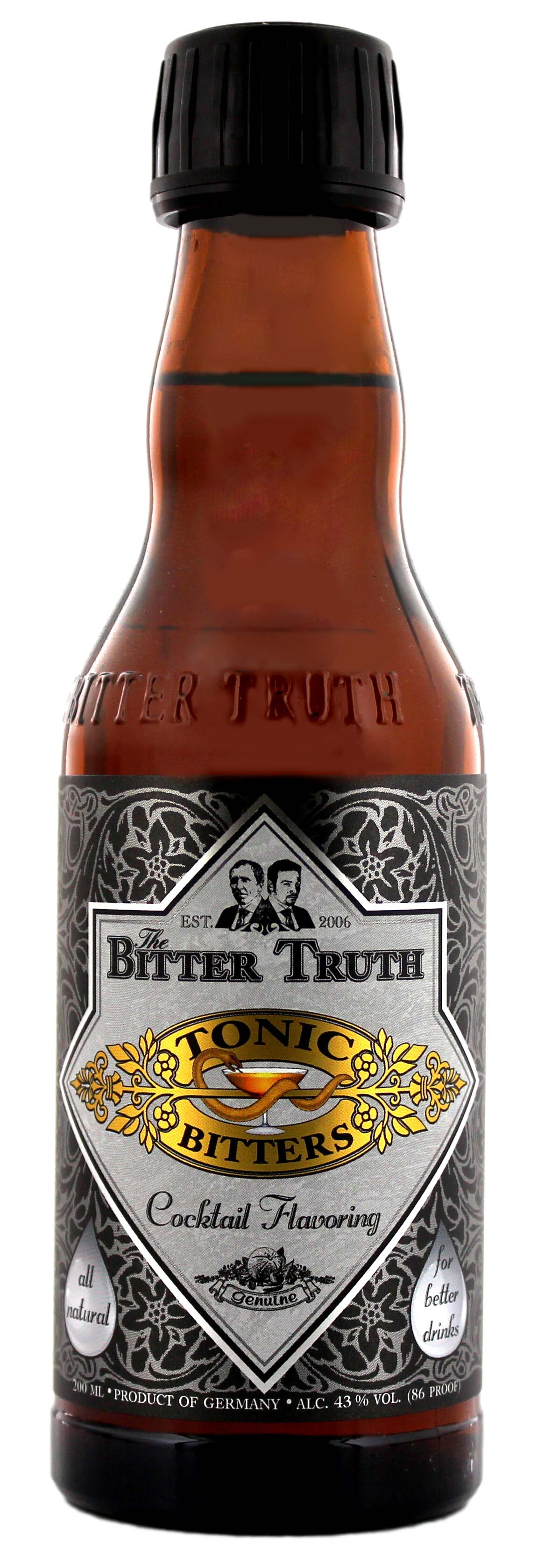 The Bitter Truth Tonic Bitters 0,2L