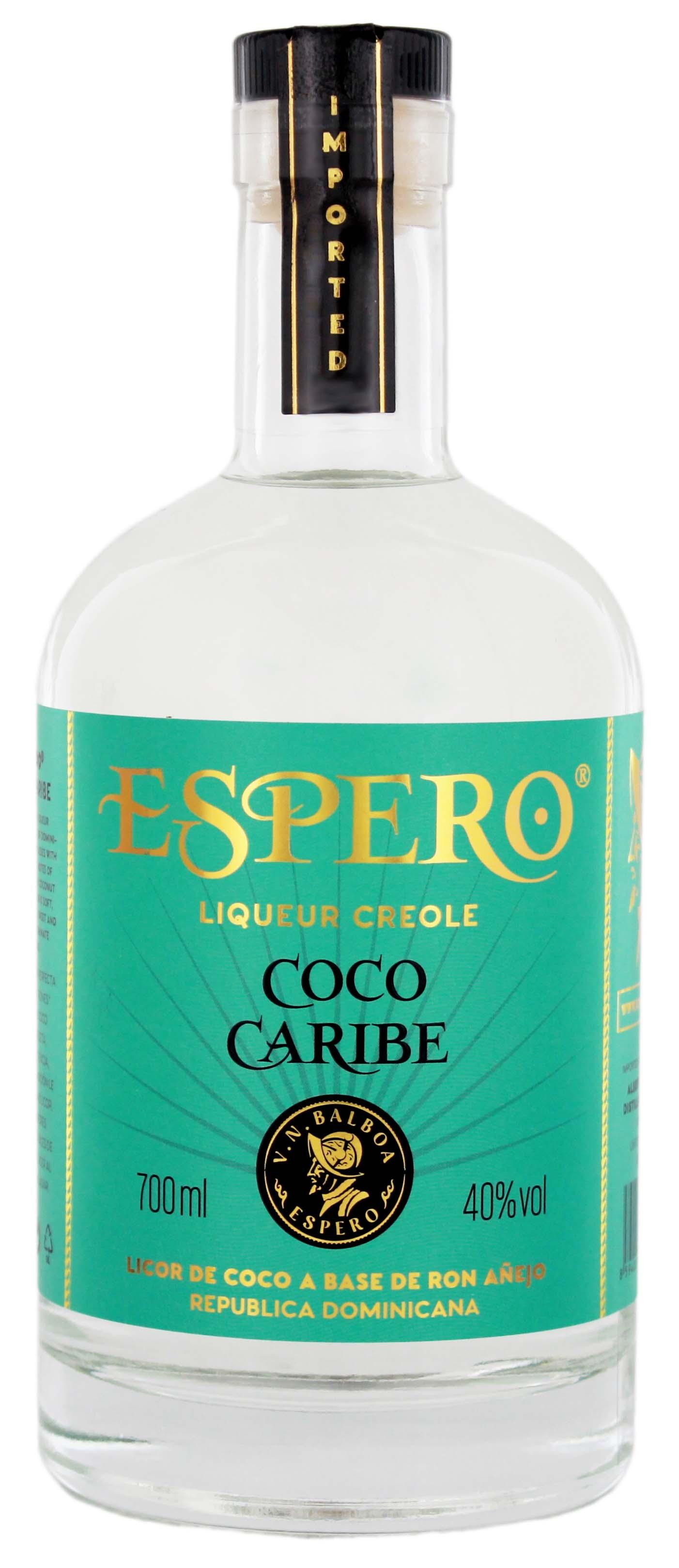 Espero Creole Coco Caribe 0,7L