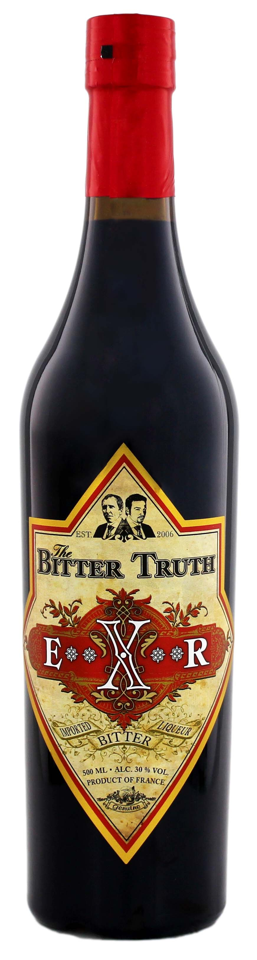 The Bitter Truth EXR Liqueur 0,5L