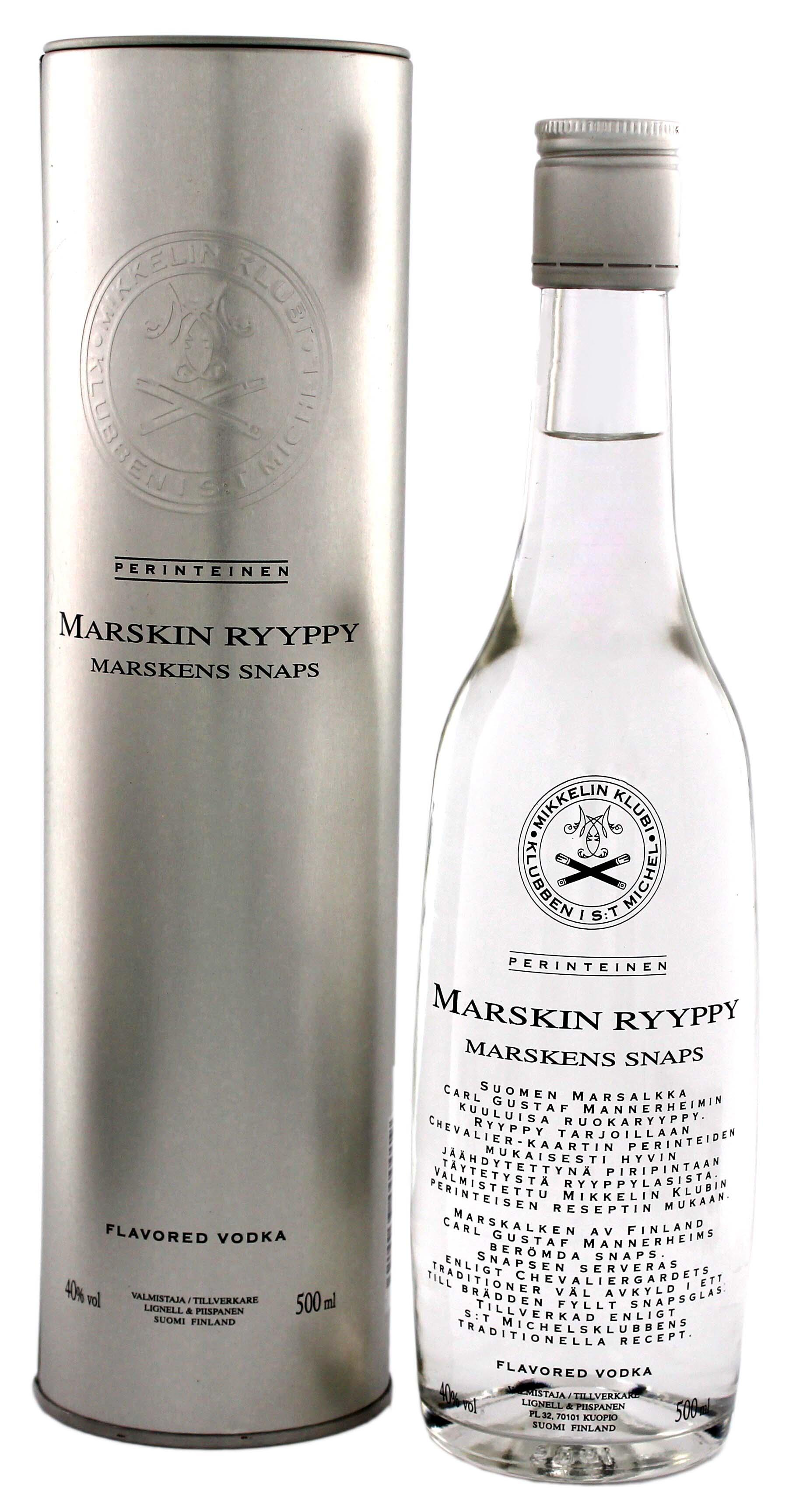 Marskin Ryyppy Flavored Vodka 0,5L