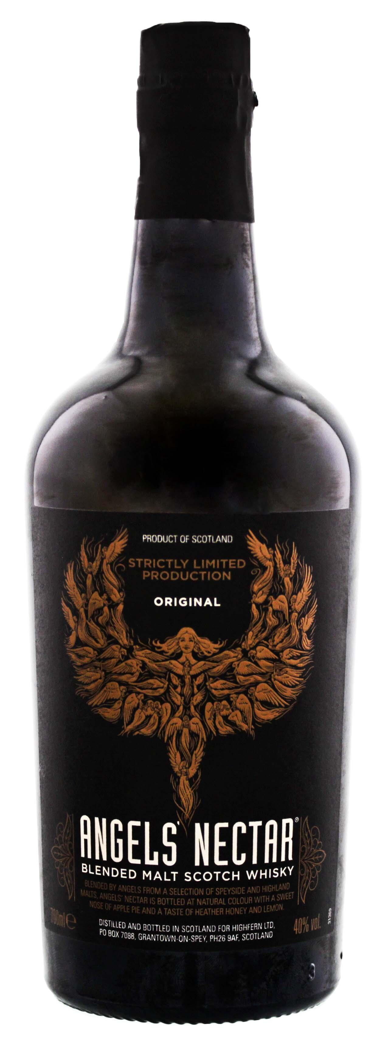 Angels Nectar Blended Malt Whisky Original 0,7L