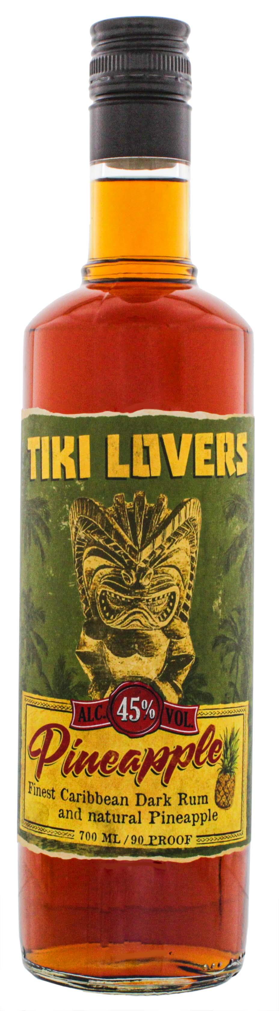Tiki Lovers Pineapple 0,7L