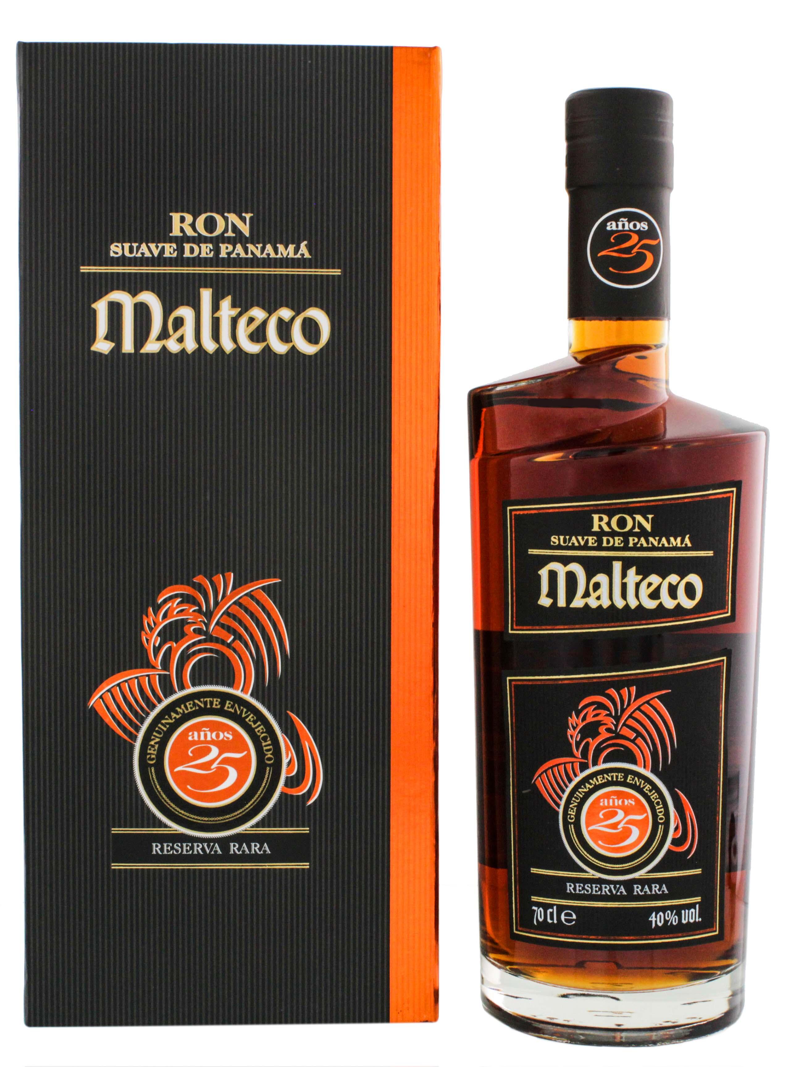 Malteco 25YO 0,7L