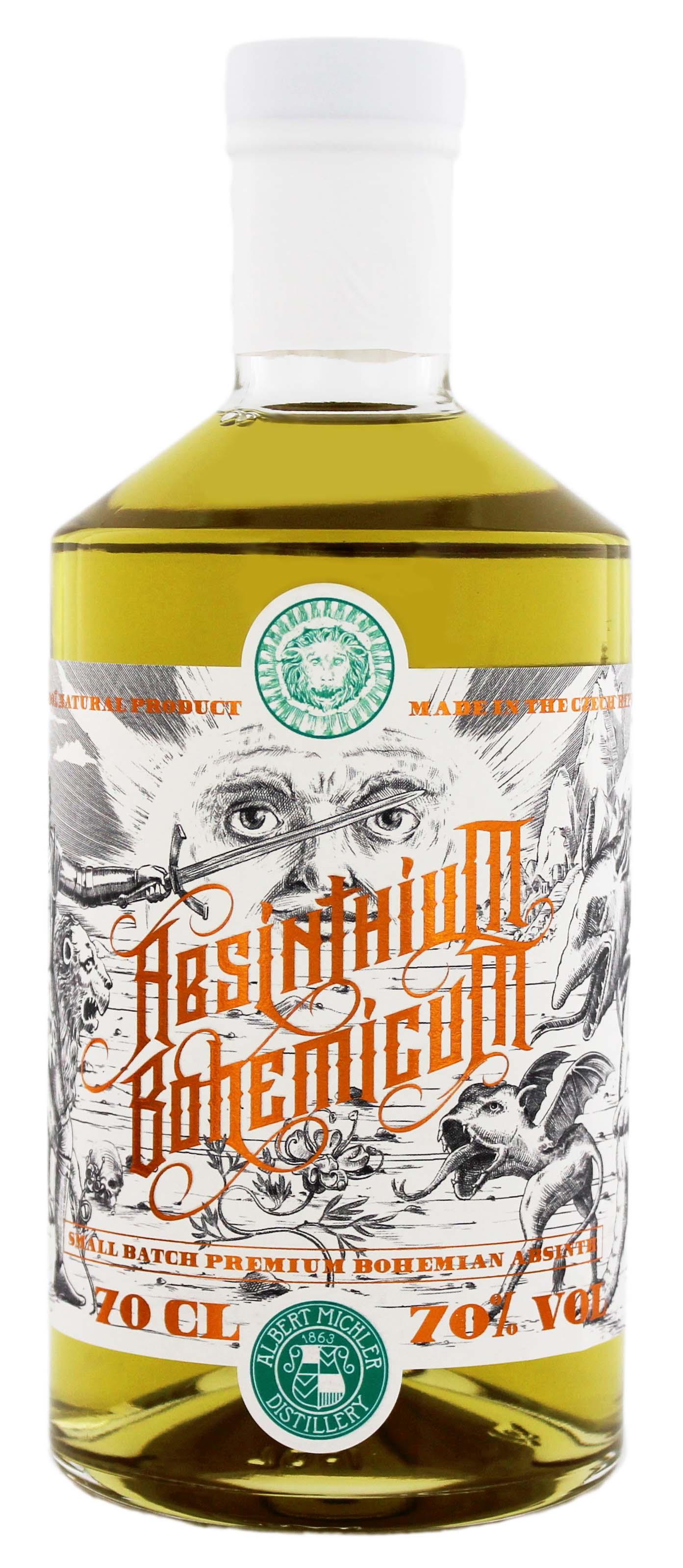 Michlers Absinthium Bohemicum 0,7L