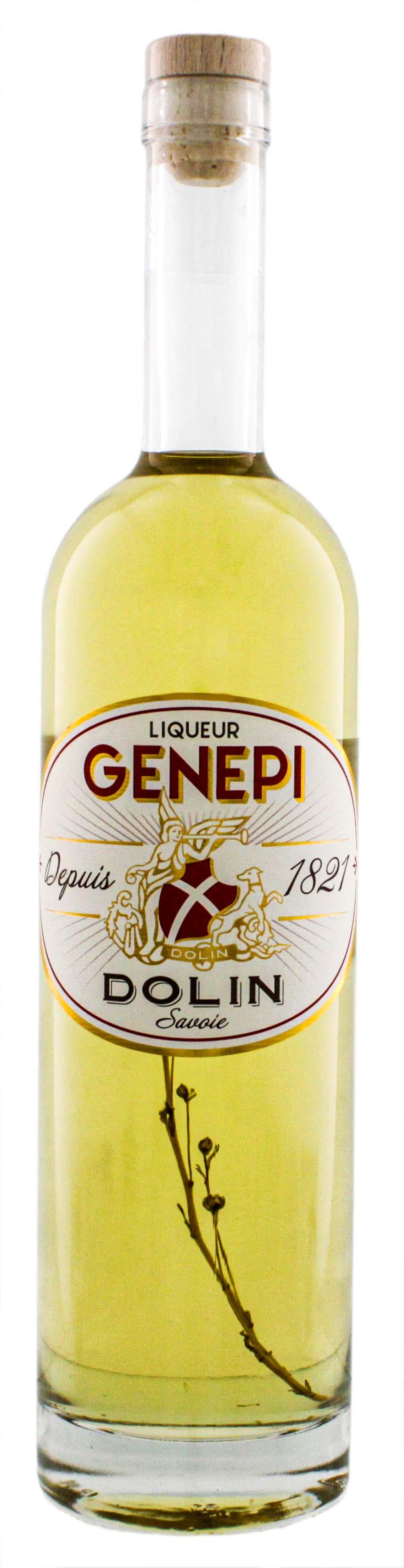 Dolin Genepi Liquer 1821 Brin 0,7L