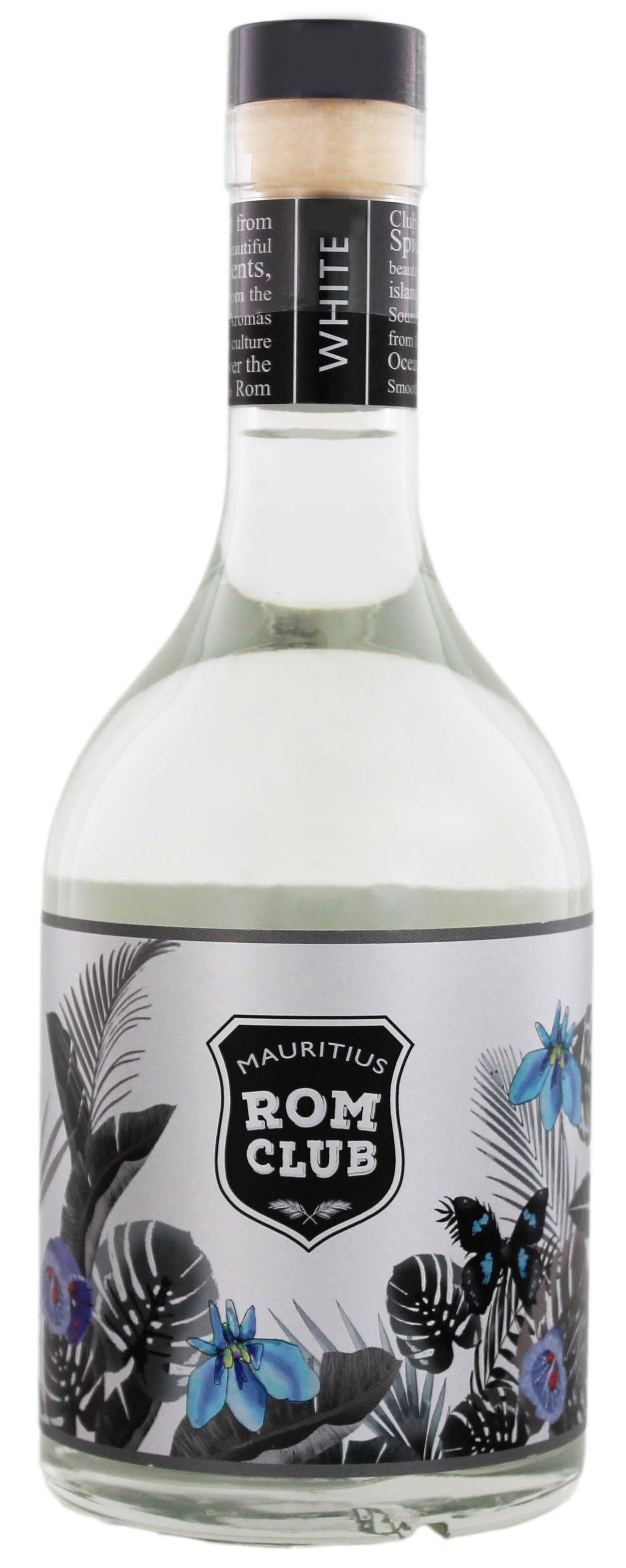 Mauritius Rom Club White Rum 0,7L