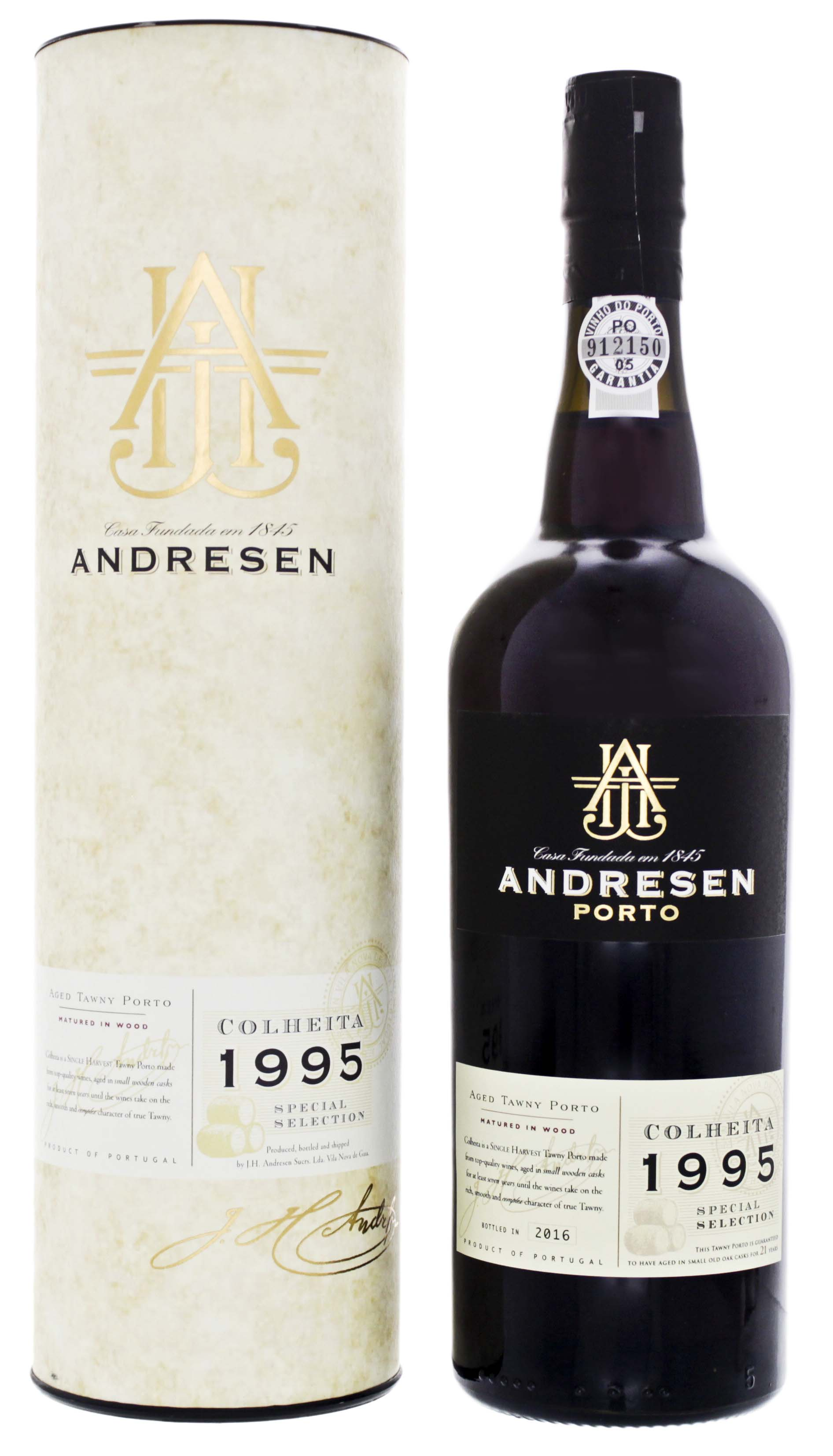 Andresen Colheita Port 1995 0,75L