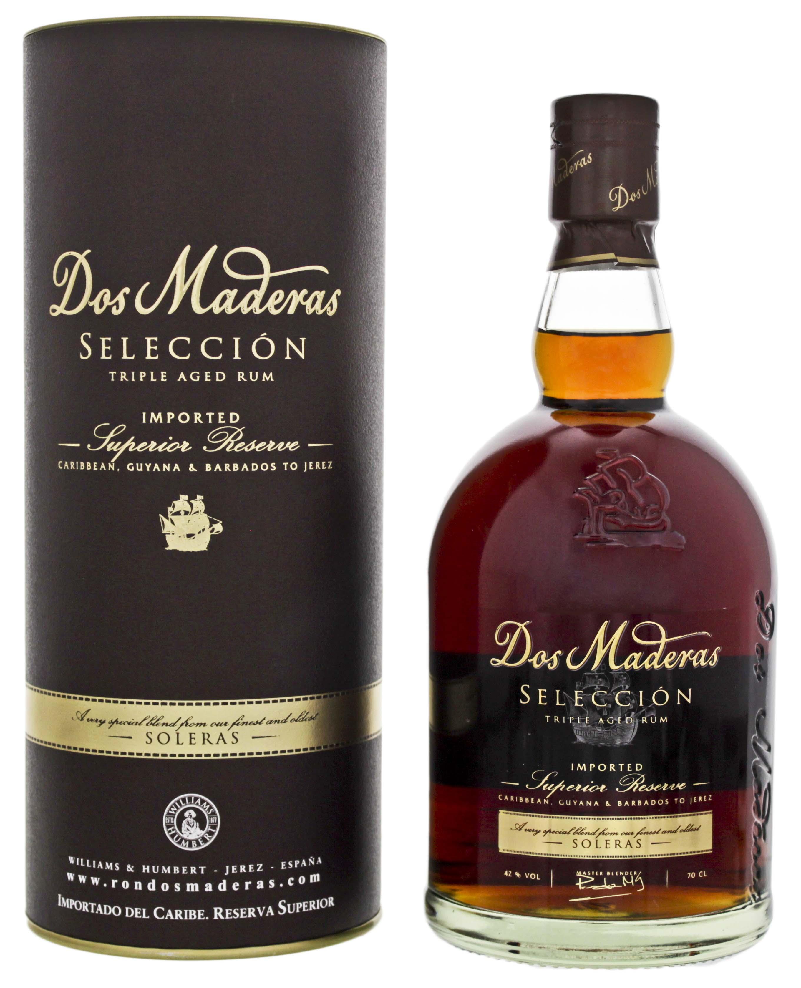 Dos Maderas Seleccion 0,7L