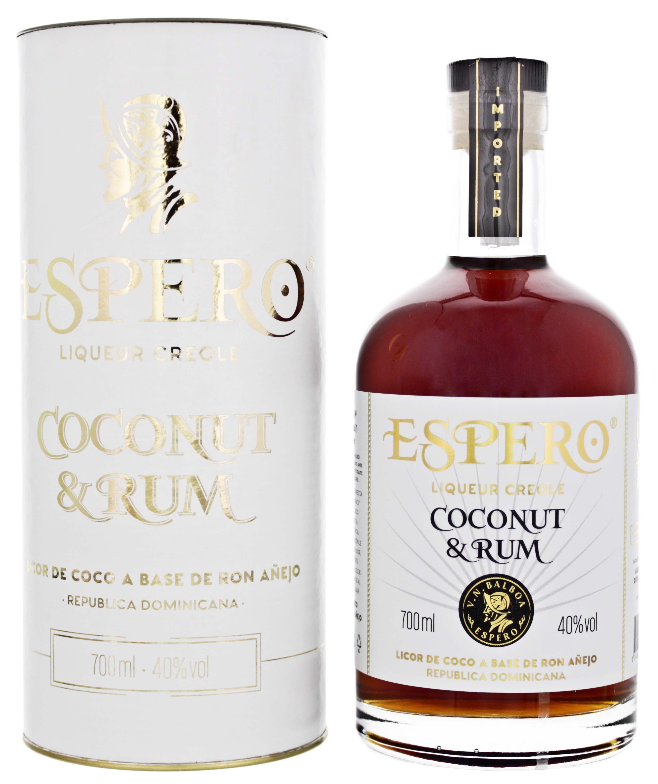 Espero Creole Coconut & Rum 0,7L