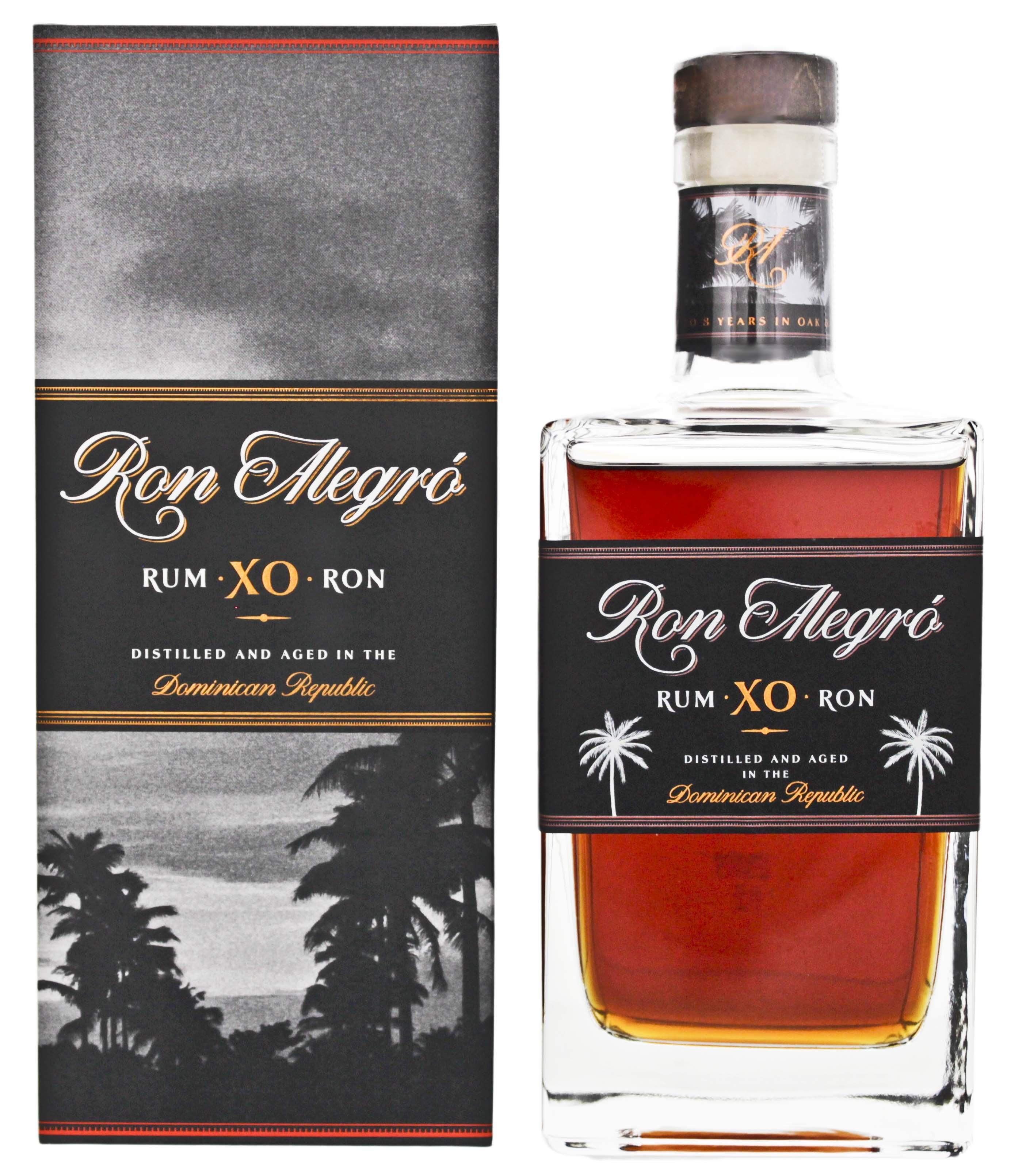 Ron Alegro XO Rum 0,7L
