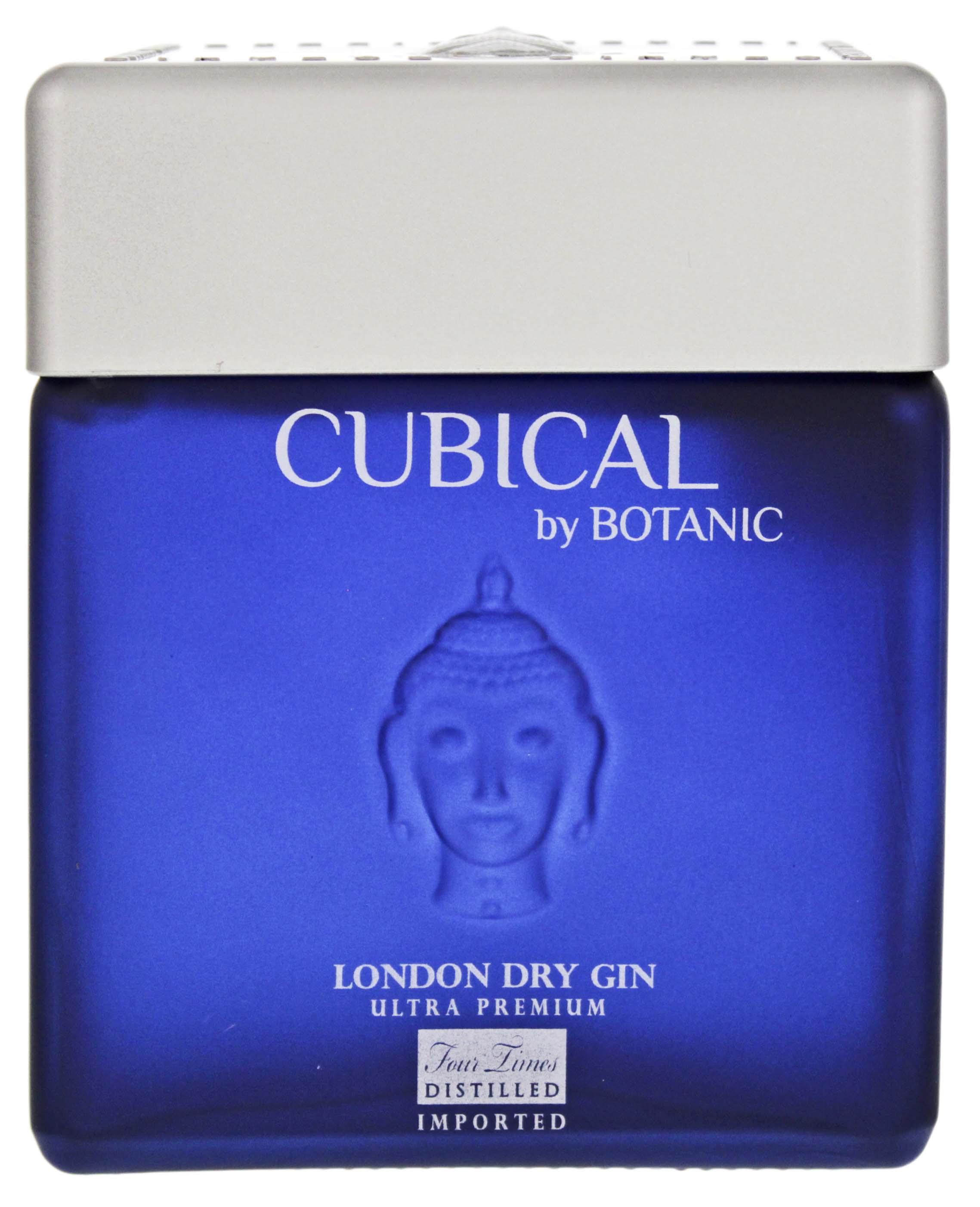 Cubical Ultra Premium London Dry Gin 0,7L