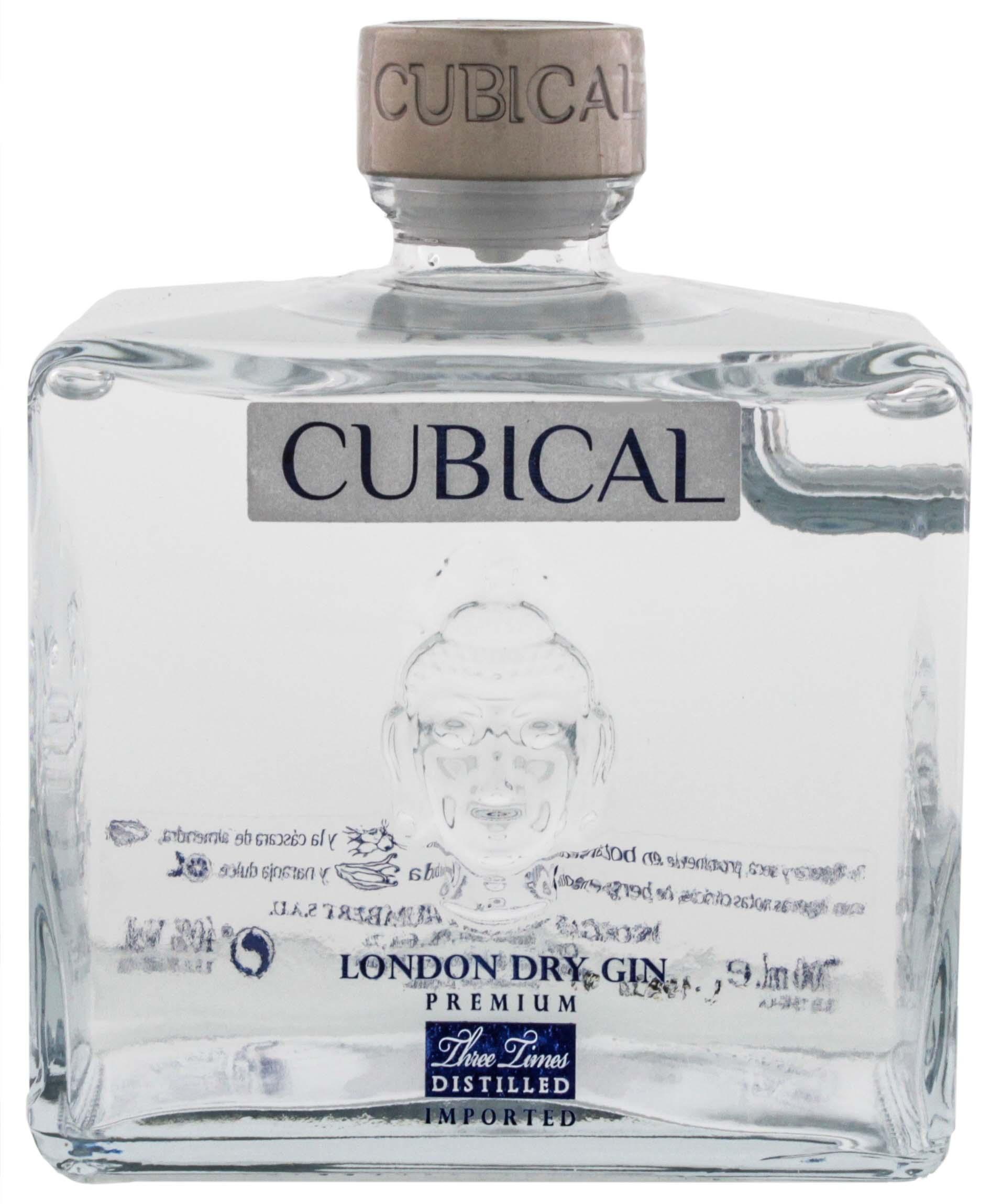 Cubical Premium London Dry Gin 0,7L