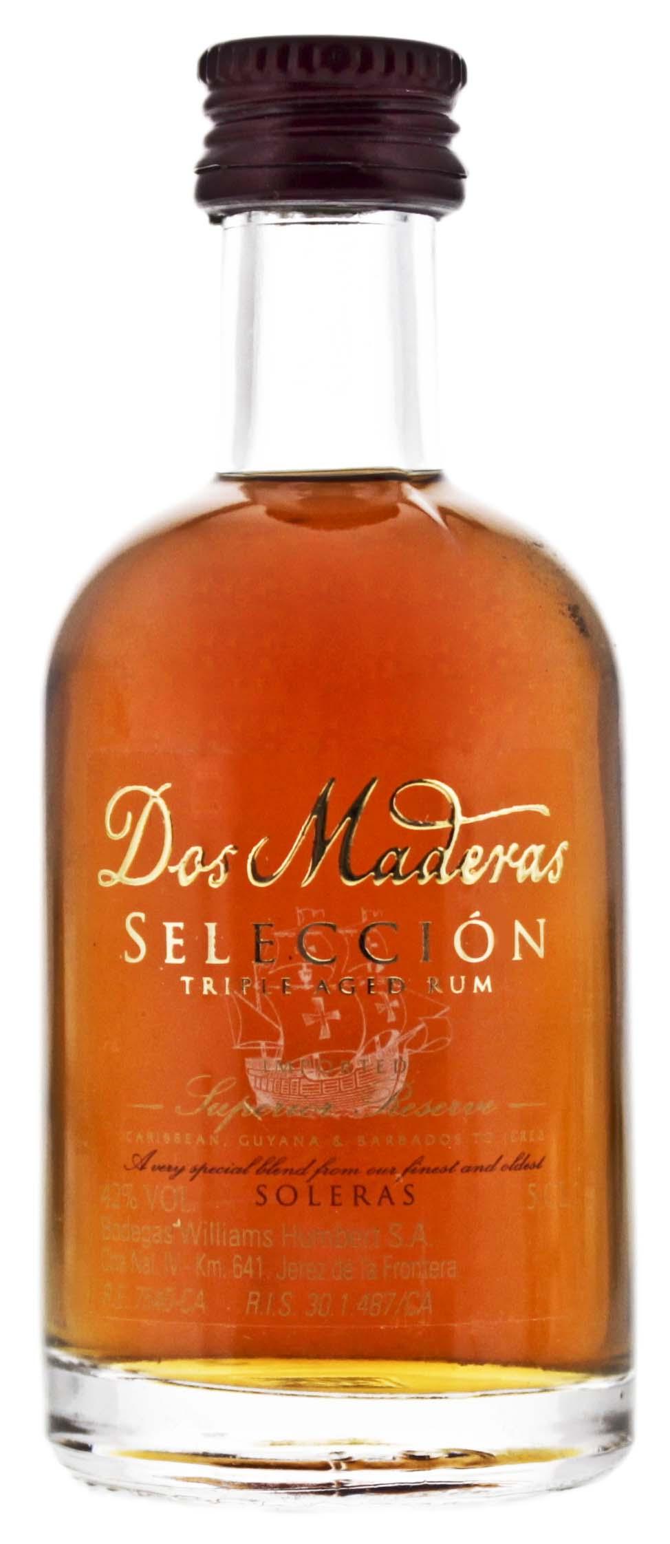 Dos Maderas Seleccion Miniatures 0,05L