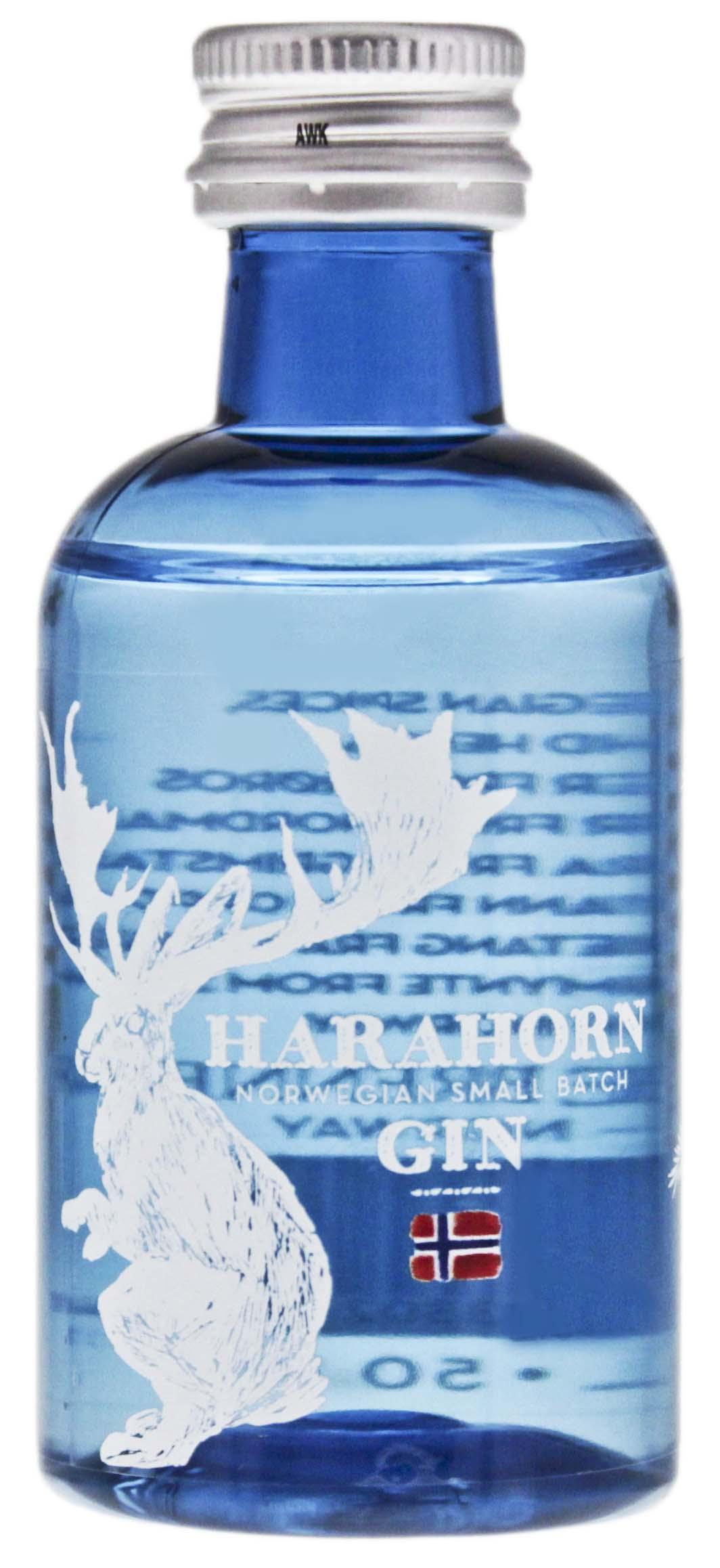 Harahorn Gin Miniatures 0,05L