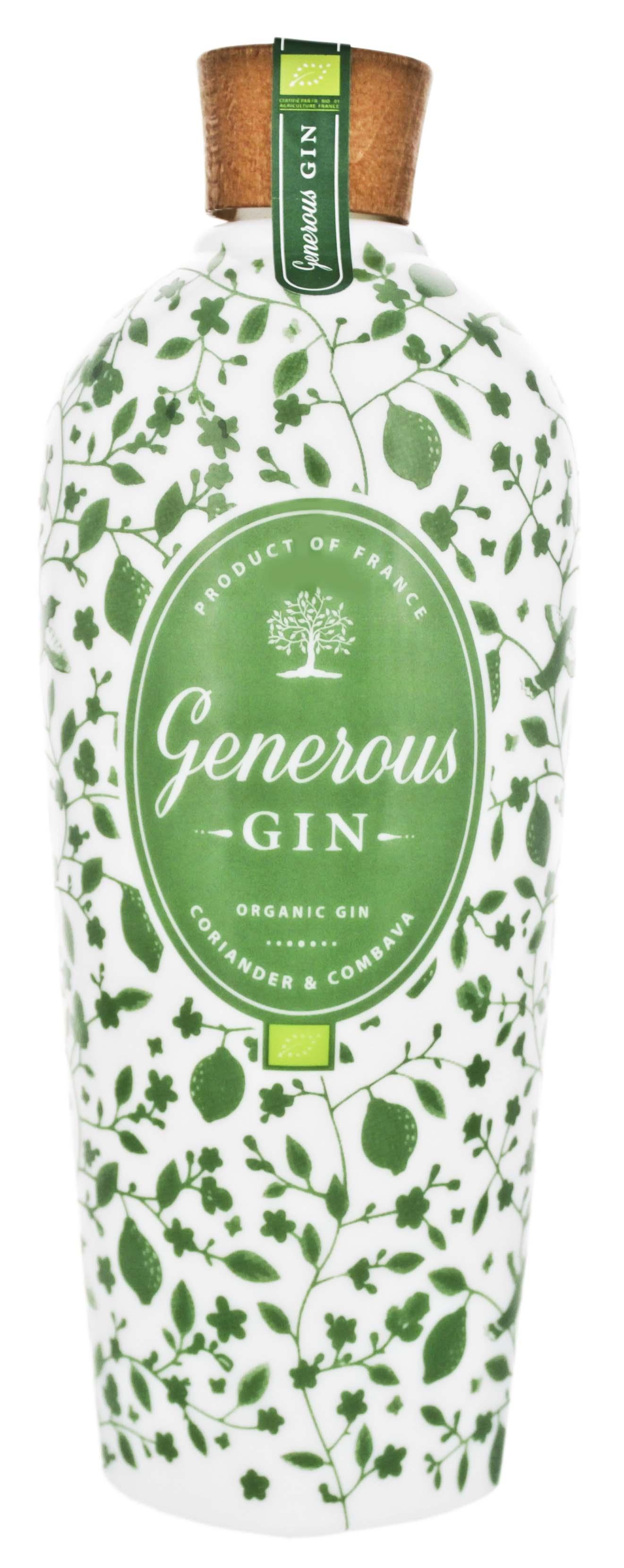 Generous Gin Organic/BIO 0,7L