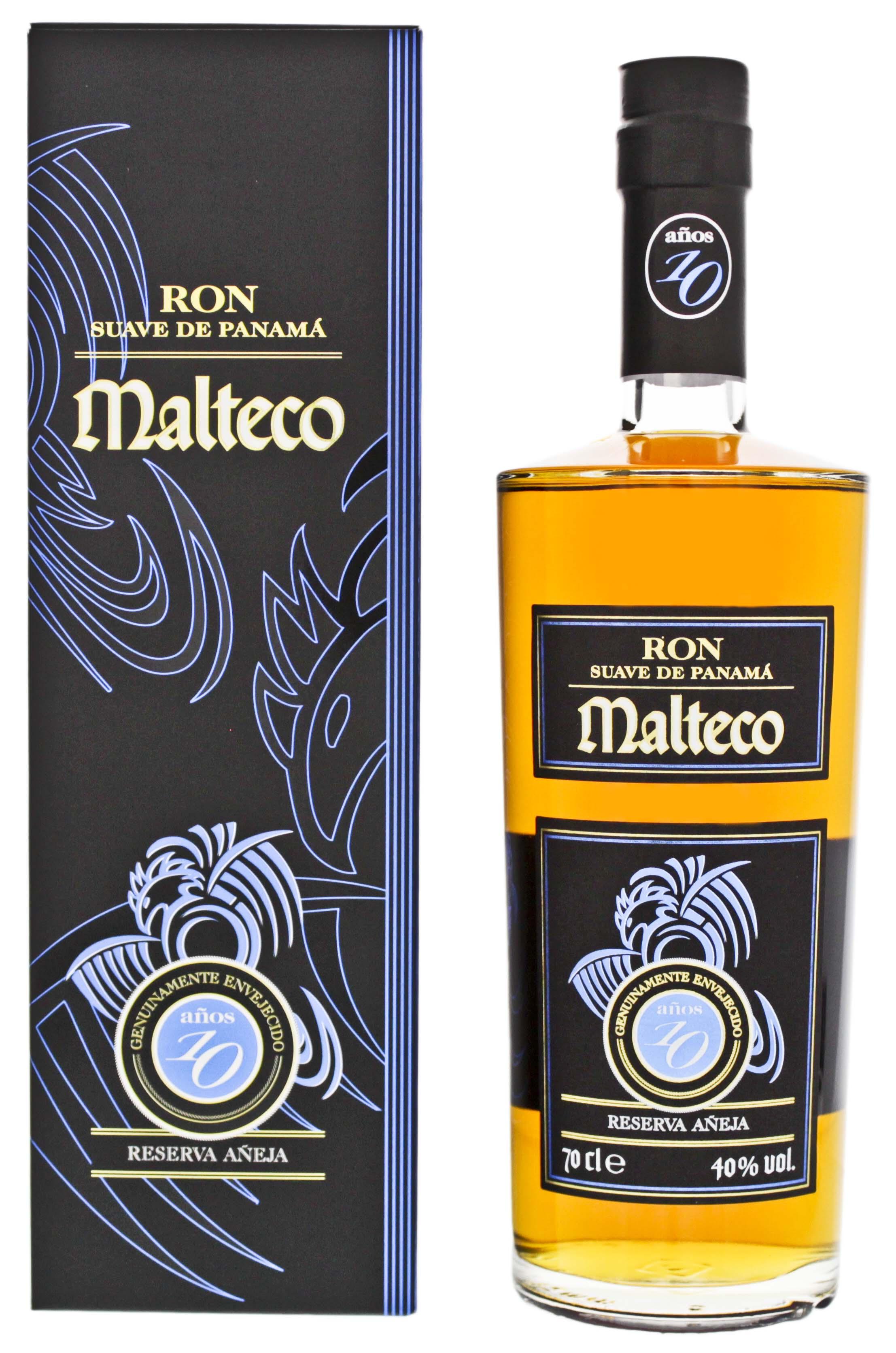 Malteco 10YO 0,7L