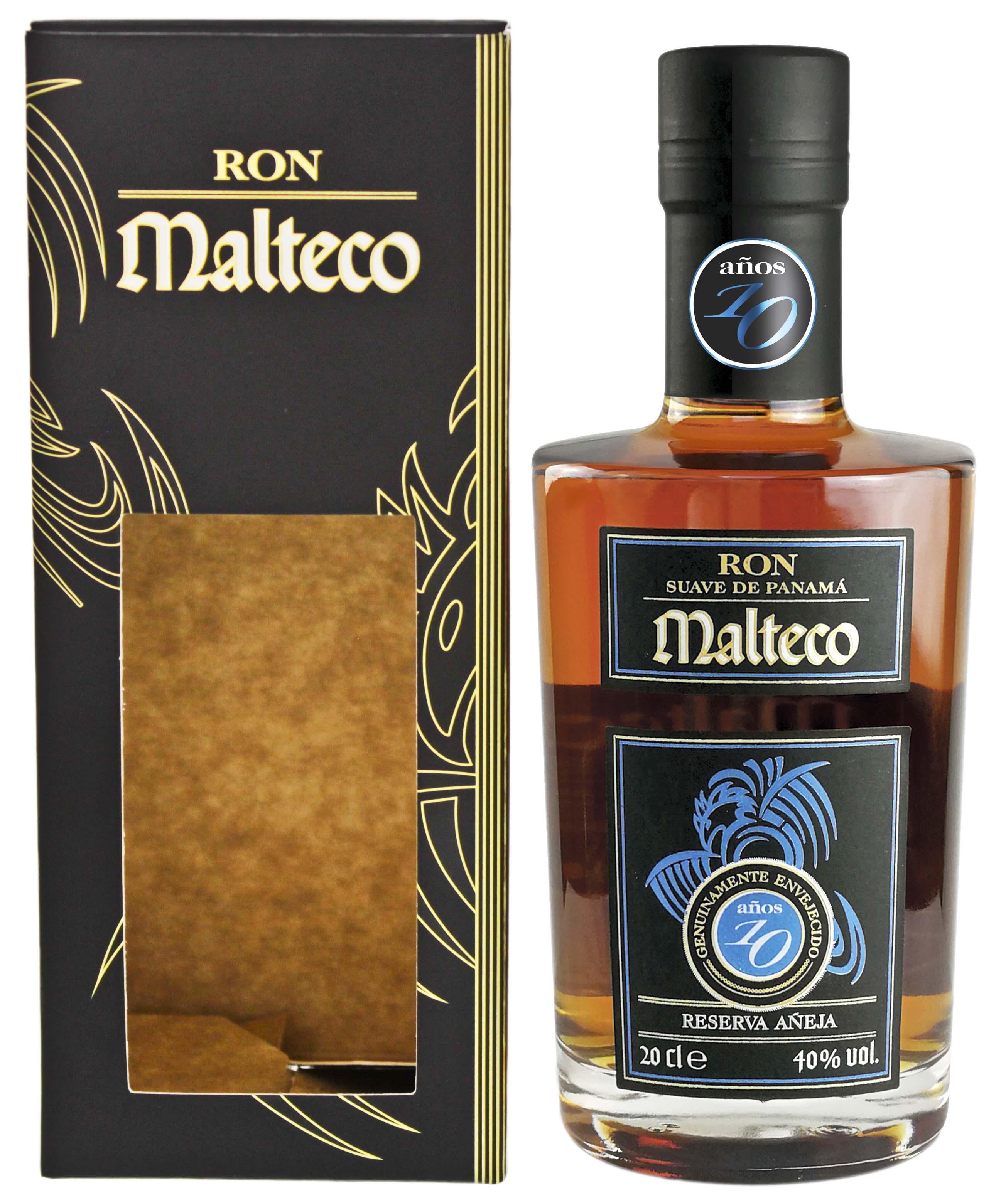 Malteco 10YO 0,2L