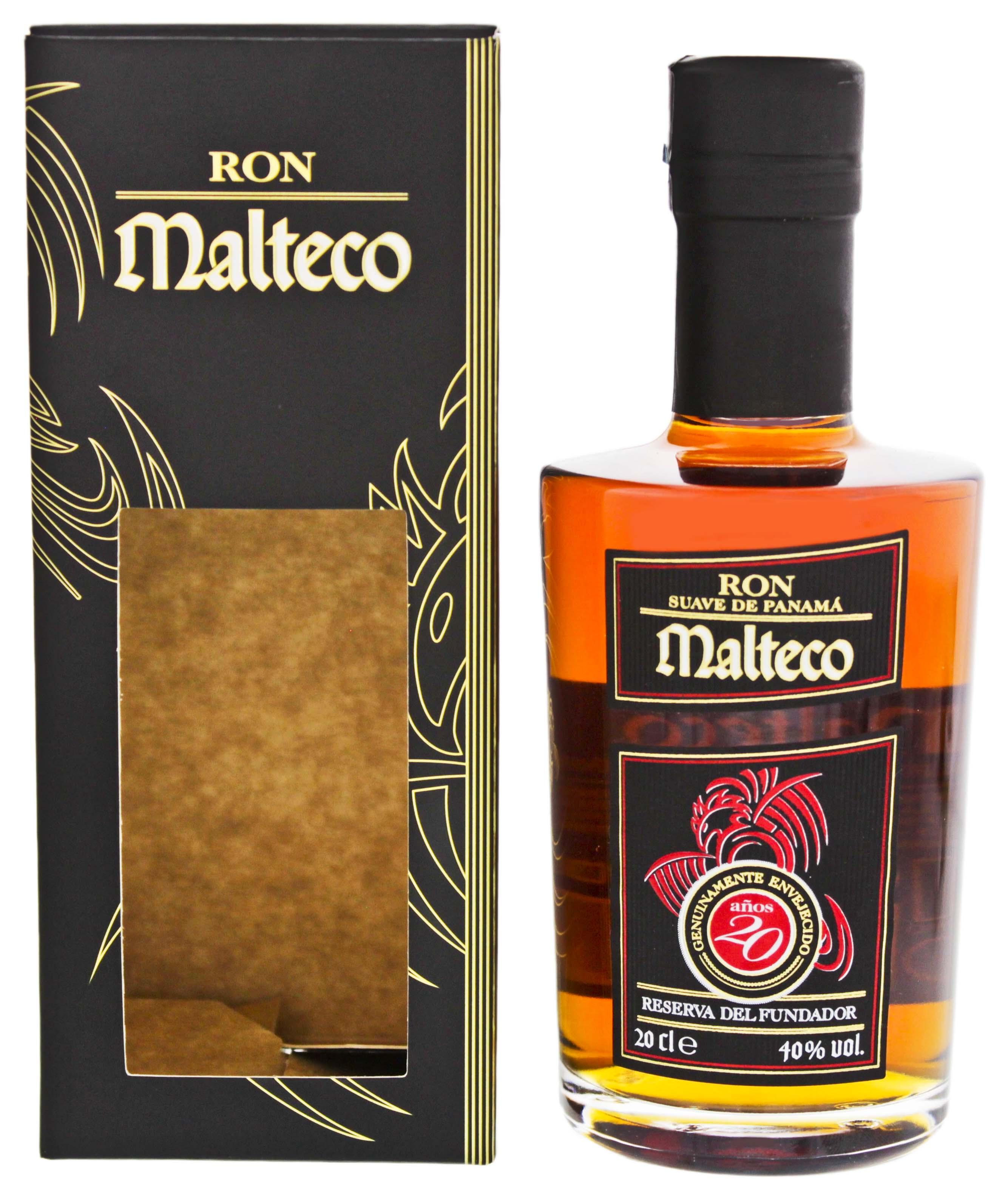 Malteco 20YO 0,2L