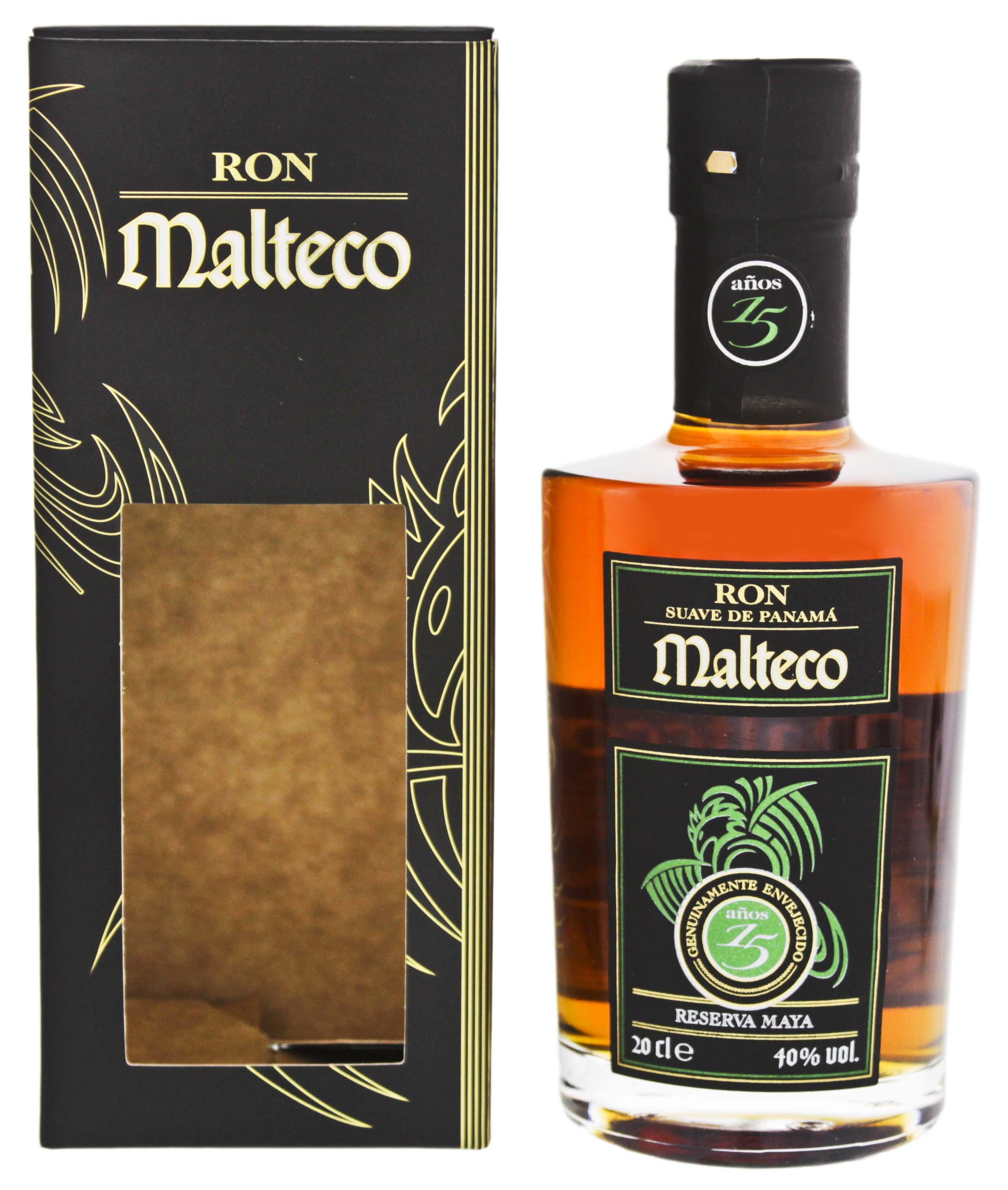 Malteco 15YO 0,2L