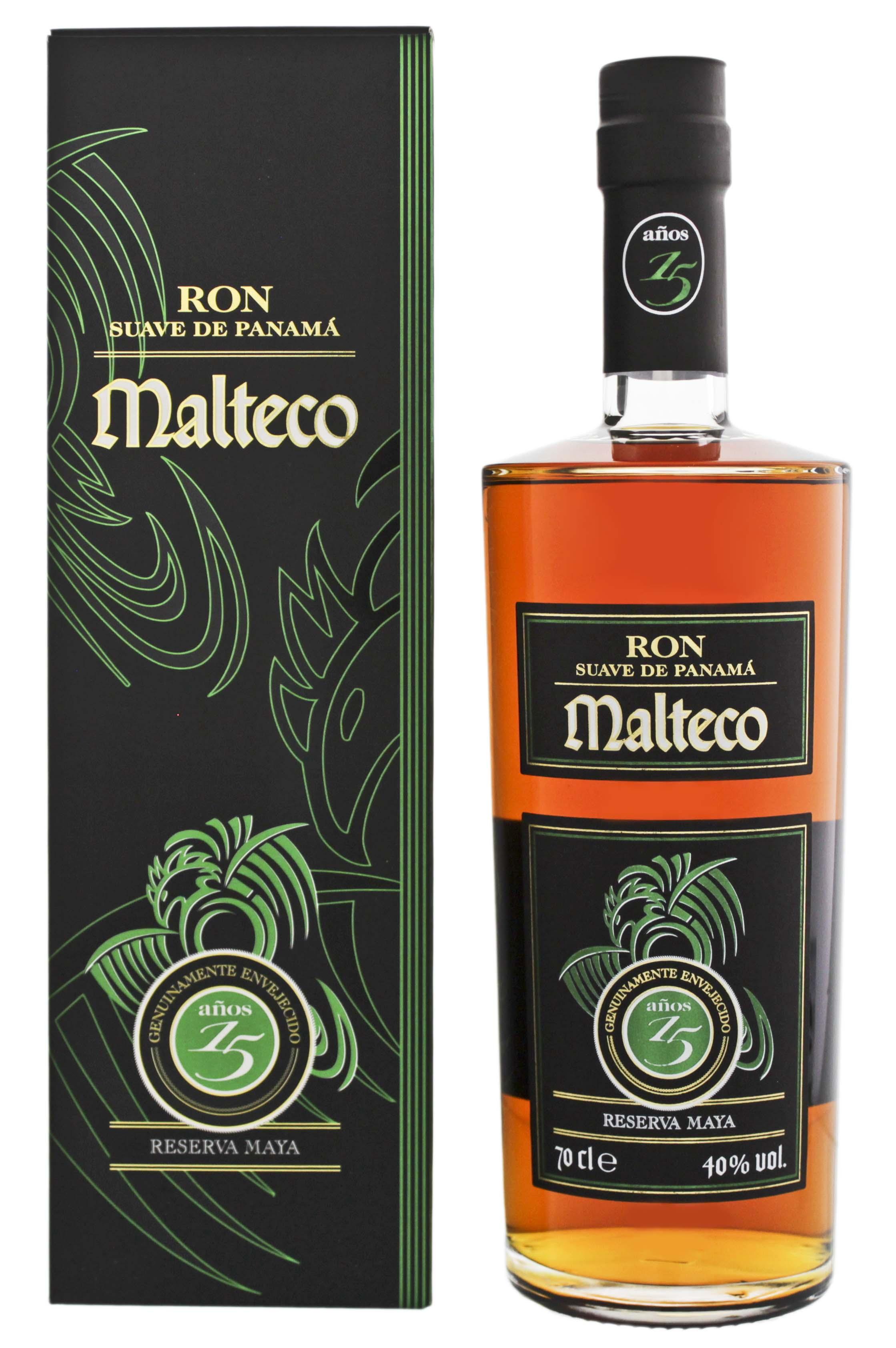 Malteco 15YO 0,7L