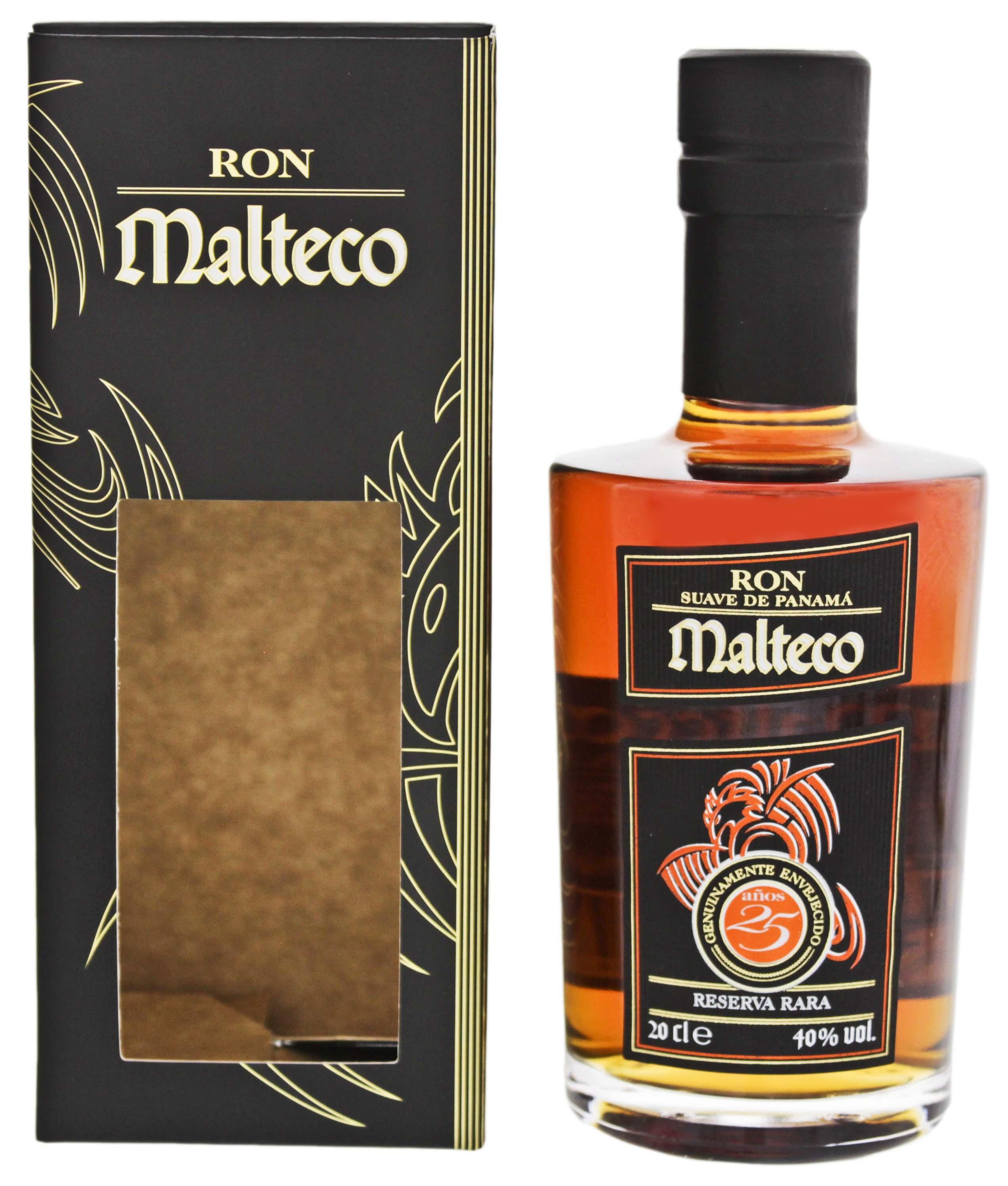 Malteco 25YO 0,2L