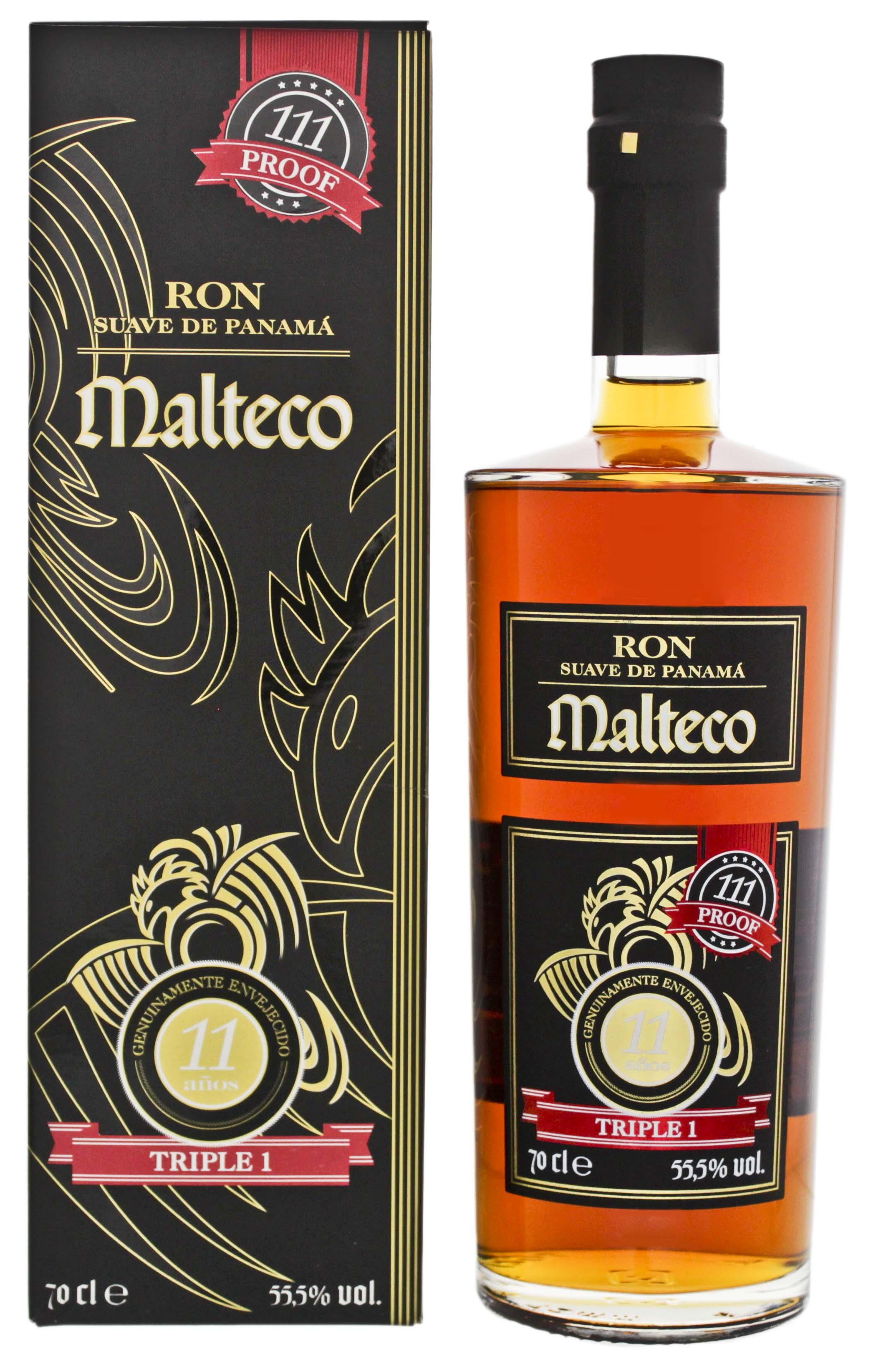 Malteco 11YO Triple 1 0,7L