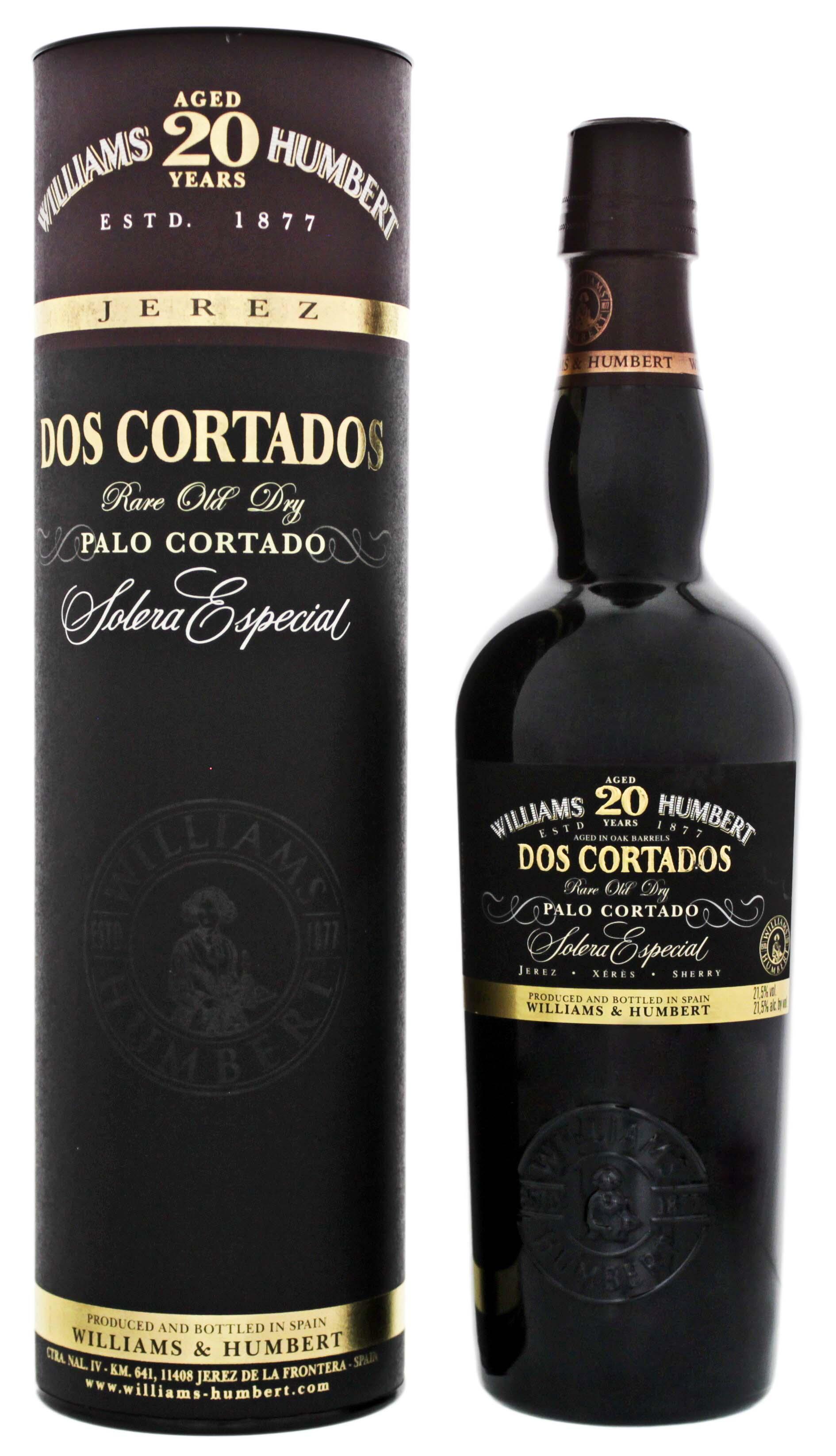 Dos Cortados Solera Especial 20YO Palo Cortado 0,5L
