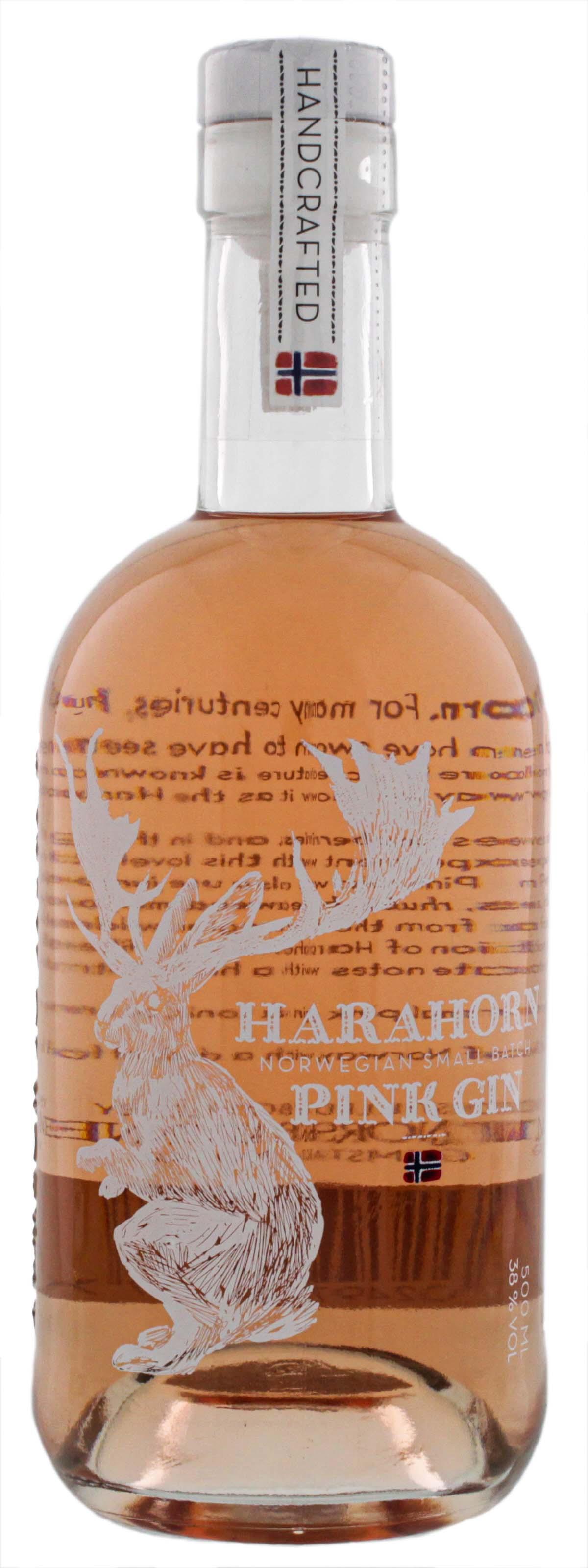 Harahorn Pink Gin 0,5L