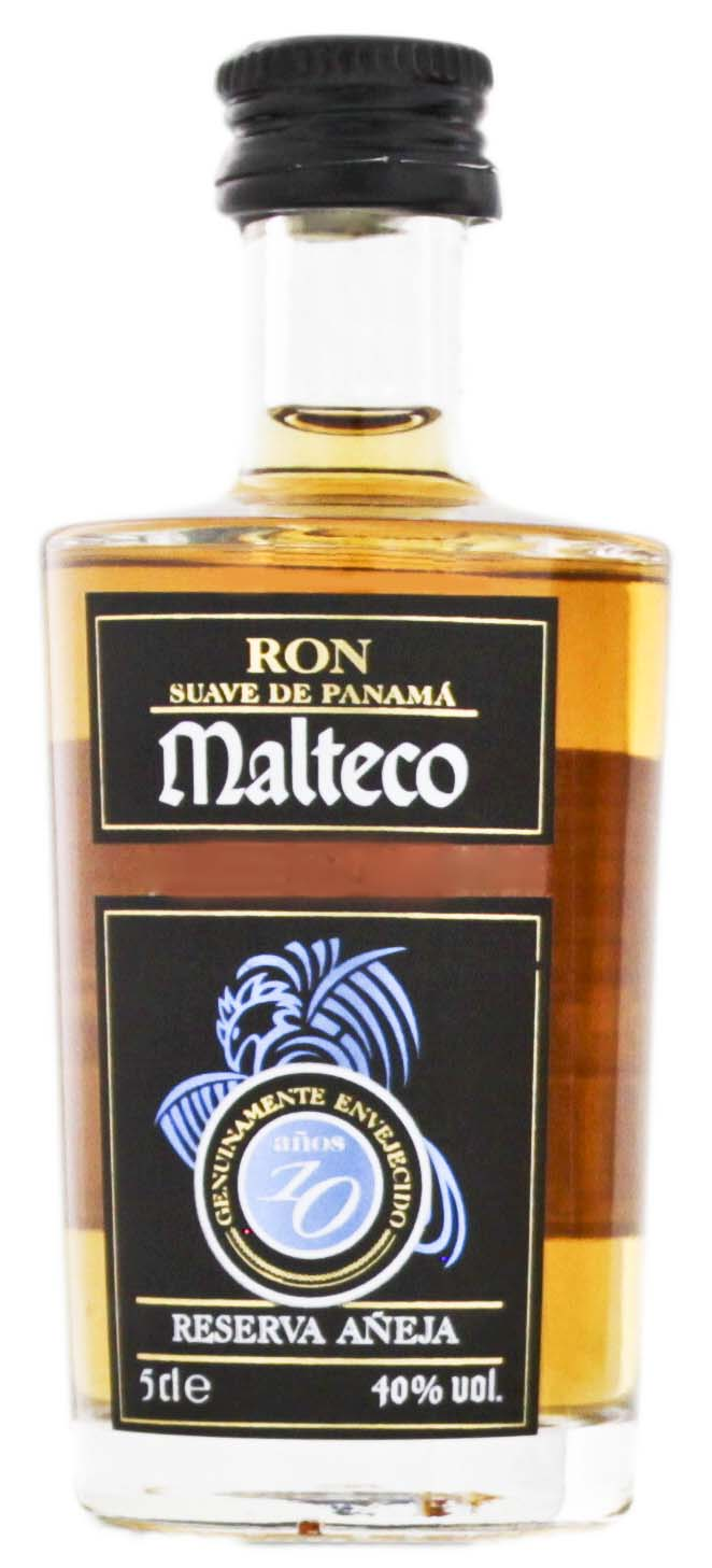 Malteco 10YO Miniatures 0,05L