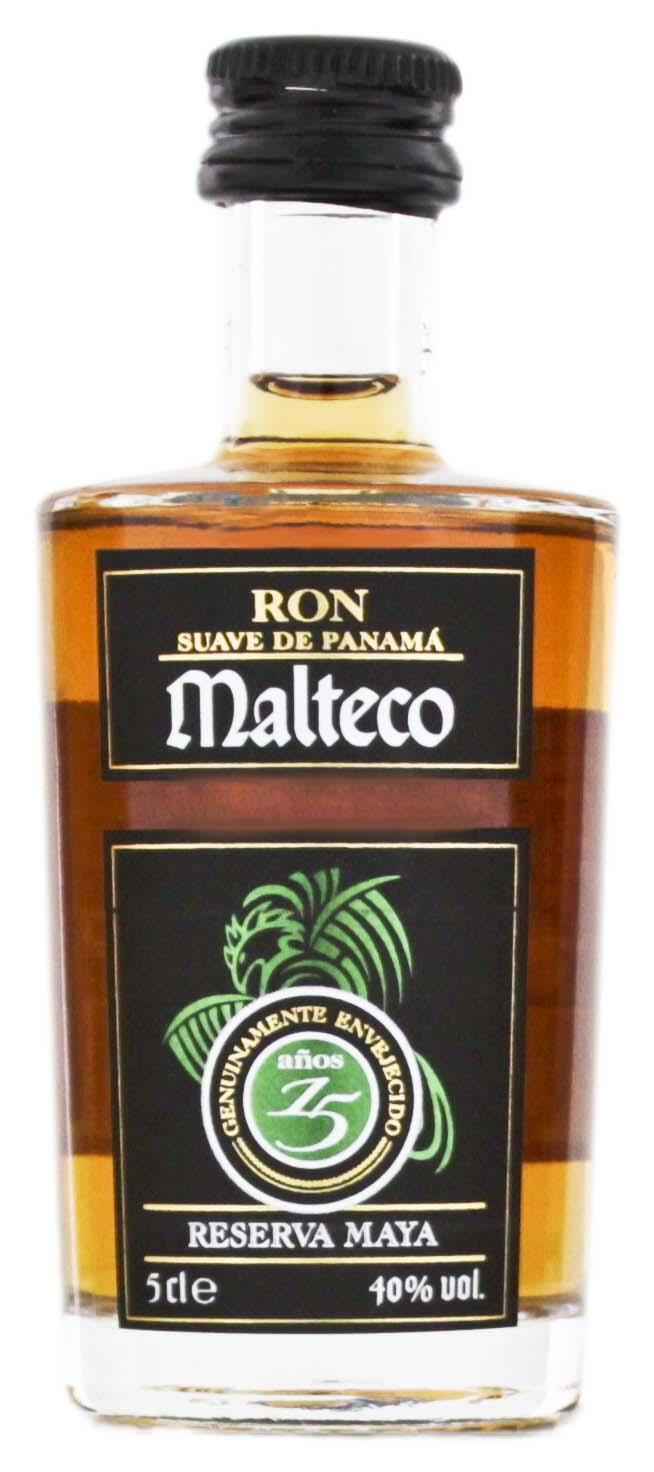 Malteco 15YO Miniatures 0,05L