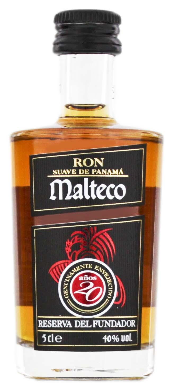Malteco 20YO Miniatures 0,05L