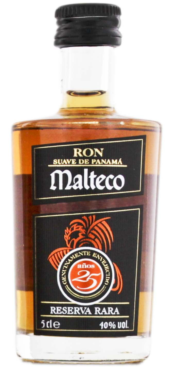 Malteco 25YO Miniatures 0,05L
