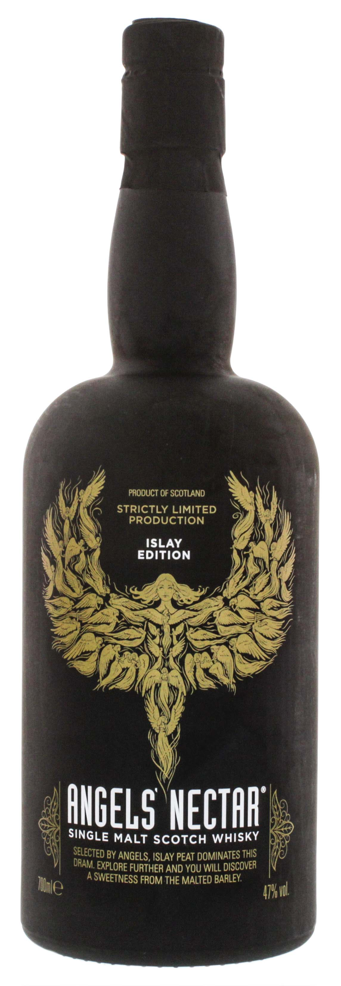 Angels Nectar Single Malt Scotch Whisky Islay Edition 0,7L