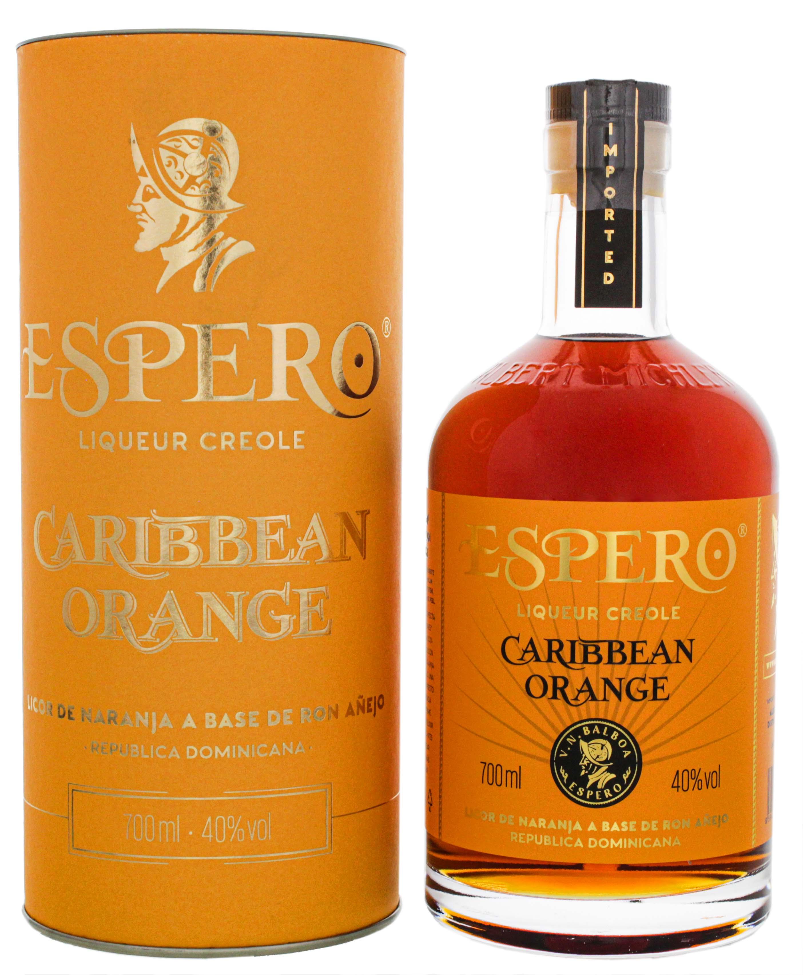 Espero Creole Caribbean Orange 0,7L