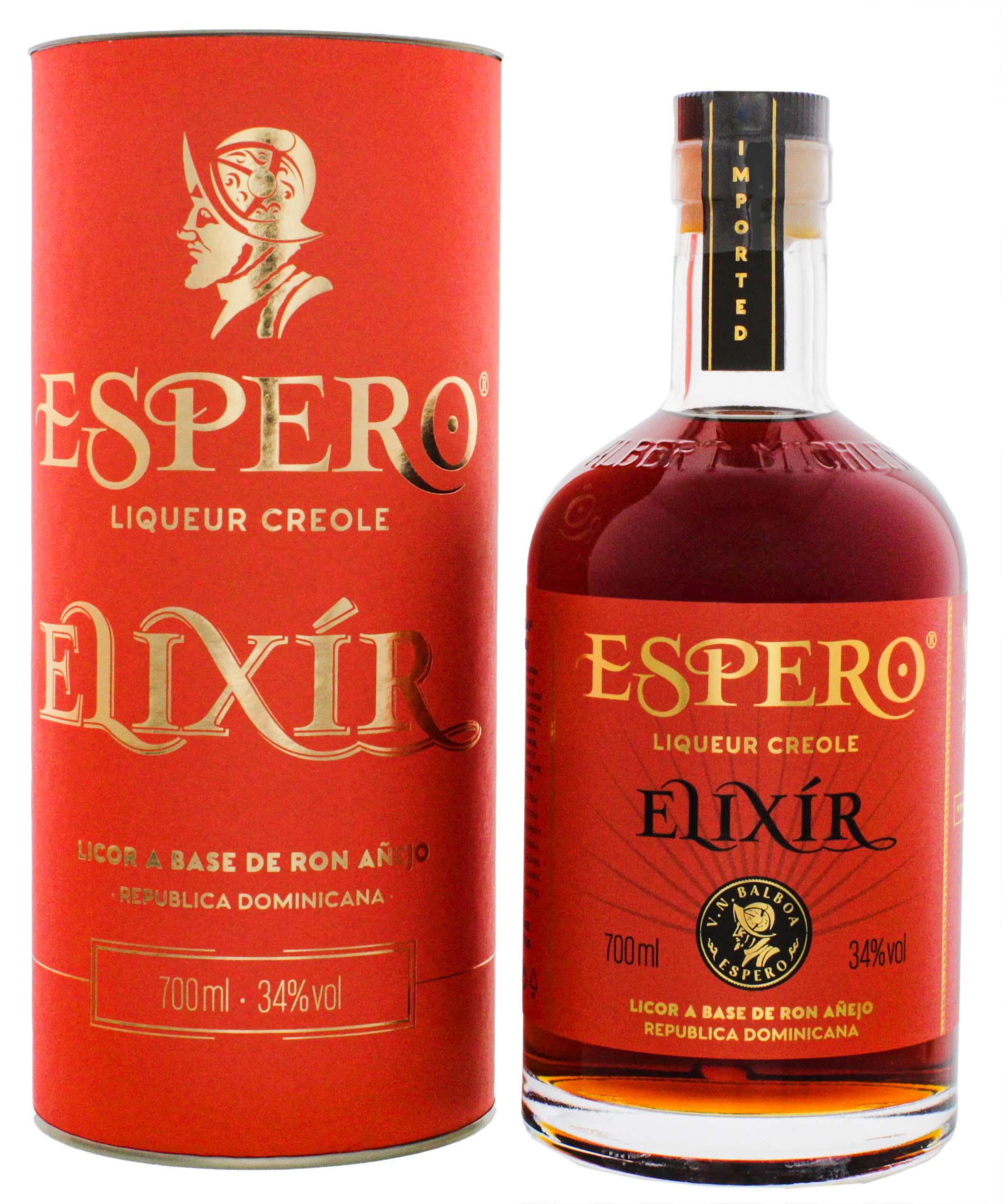 Espero Creole Elixir 0,7L