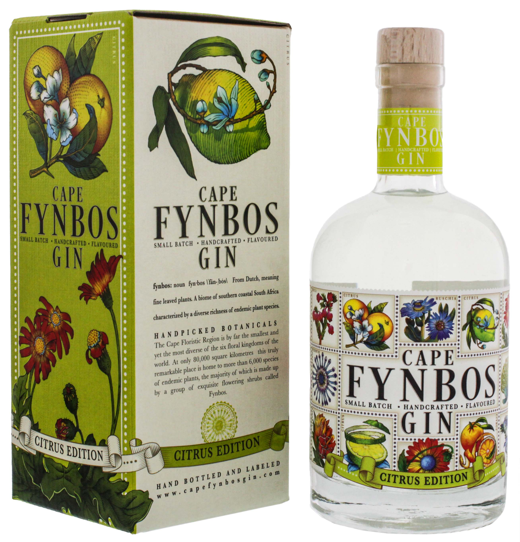 Cape Fynbos Gin Citrus Edition 0,5L