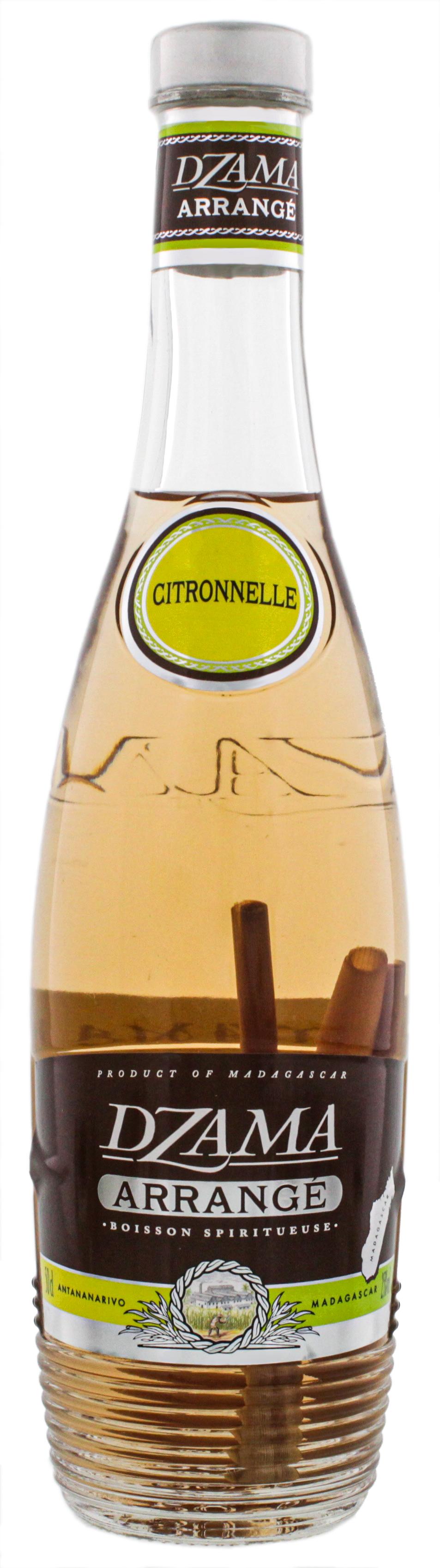 Dzama Arrange Citronnelle 0,5L